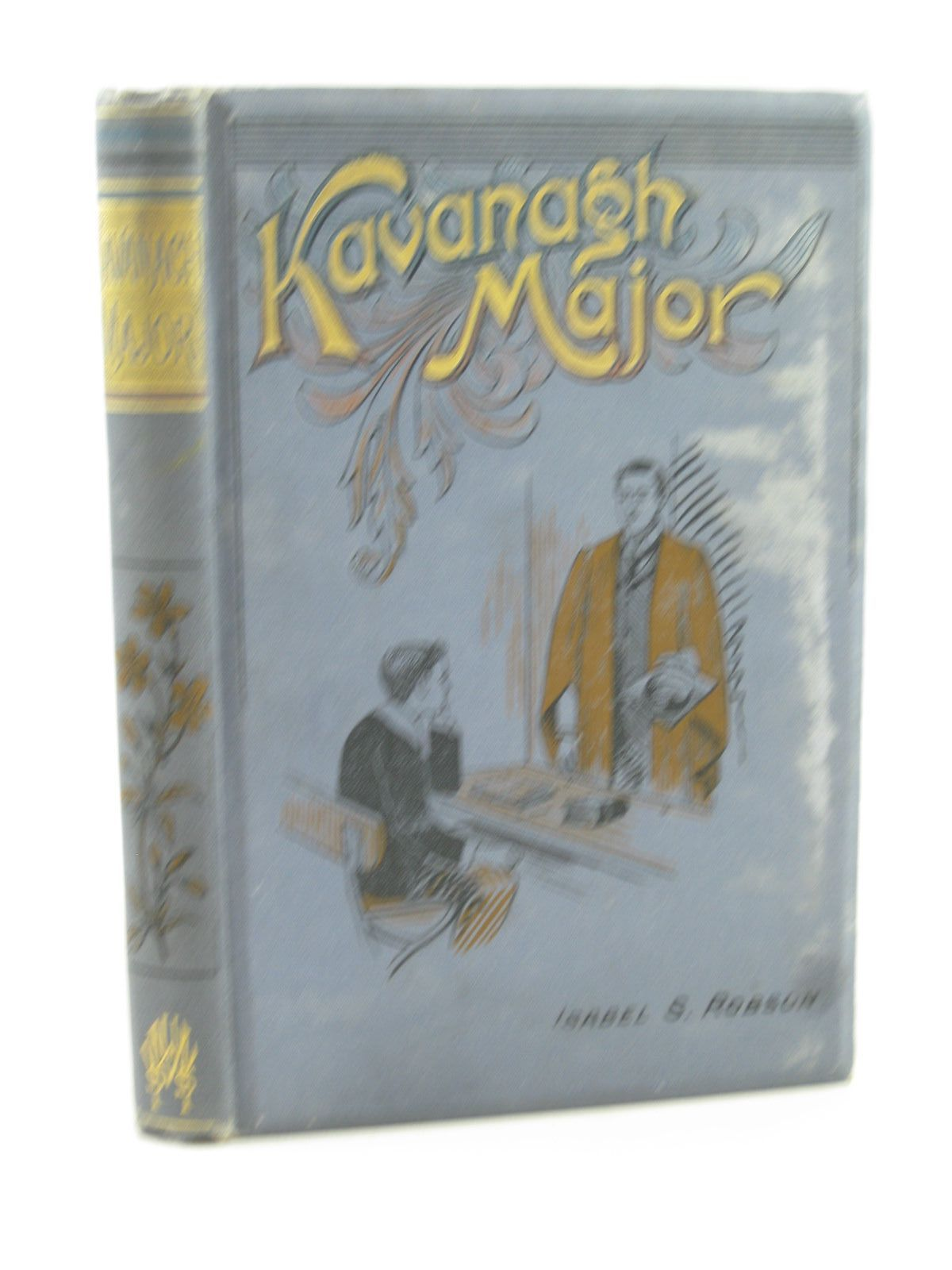 Photo of KAVANAGH MAJOR written by Robson, Isabel Suart published by Wesleyan Methodist Sunday School Union (STOCK CODE: 1311828)  for sale by Stella & Rose's Books