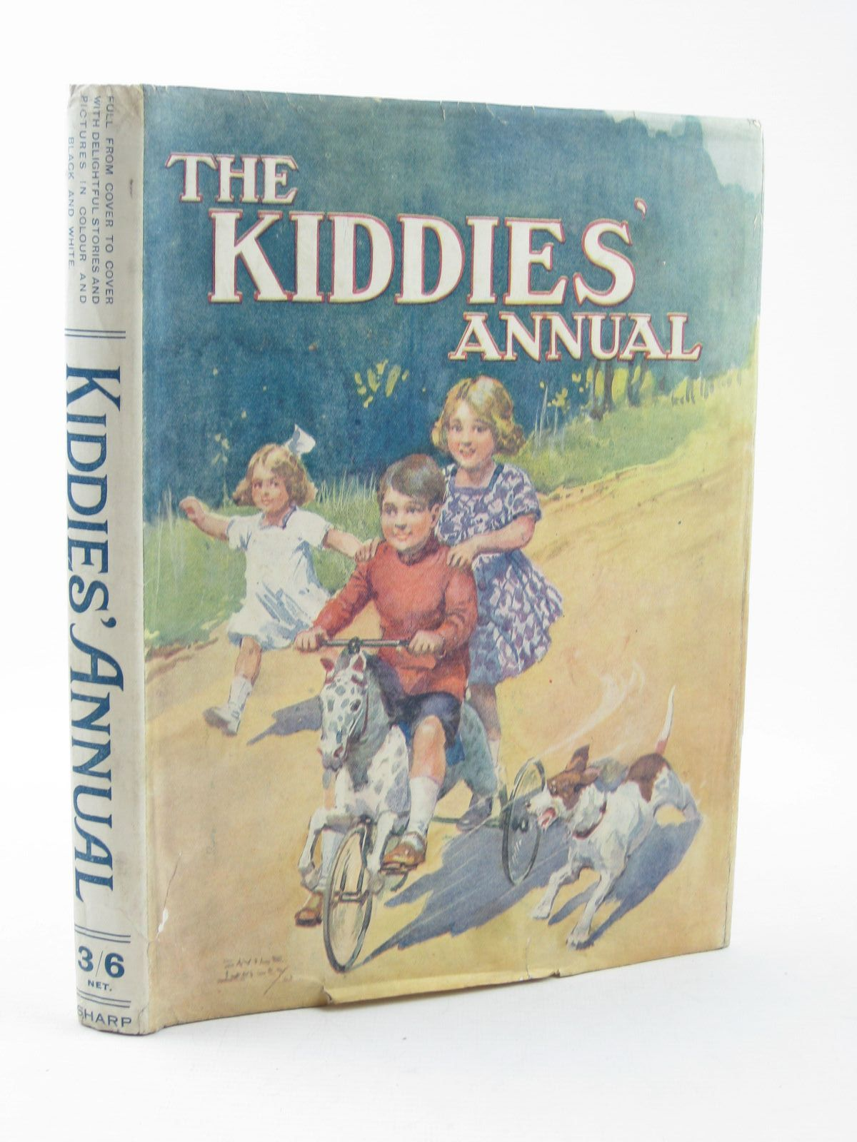 Photo of THE KIDDIES' ANNUAL- Stock Number: 1311837