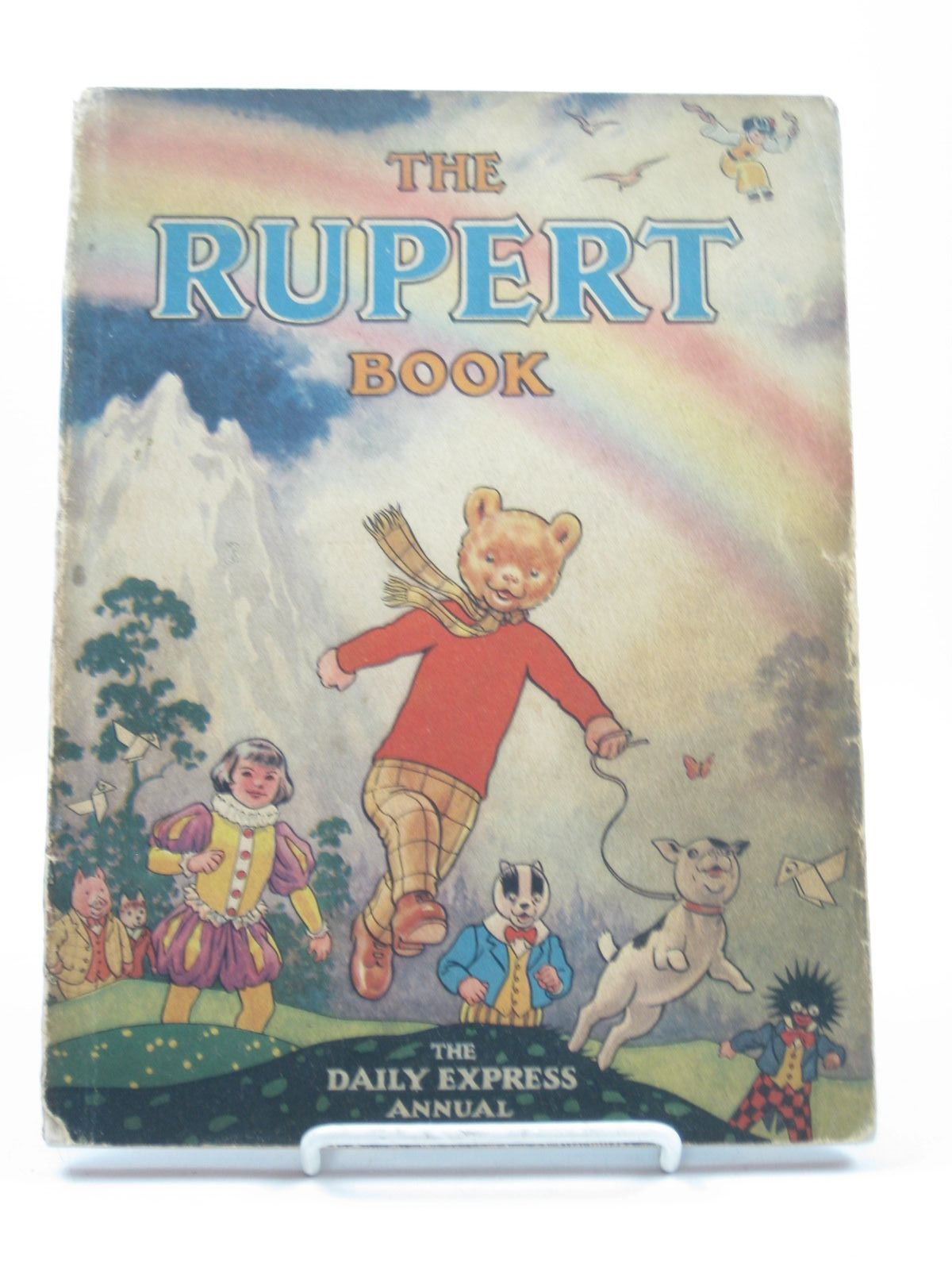 Photo of RUPERT ANNUAL 1948 - THE RUPERT BOOK- Stock Number: 1311912