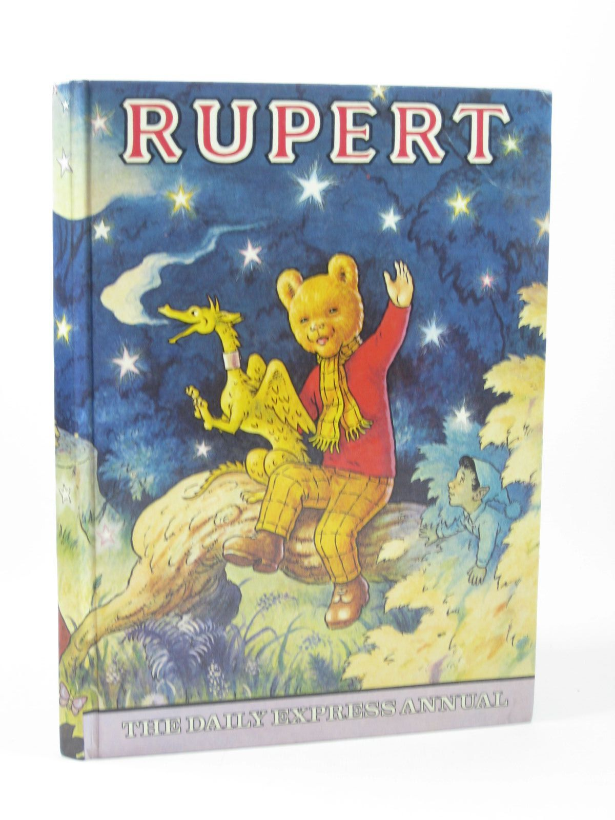 Photo of RUPERT ANNUAL 1979 illustrated by Harrold, John published by Daily Express (STOCK CODE: 1311916)  for sale by Stella & Rose's Books