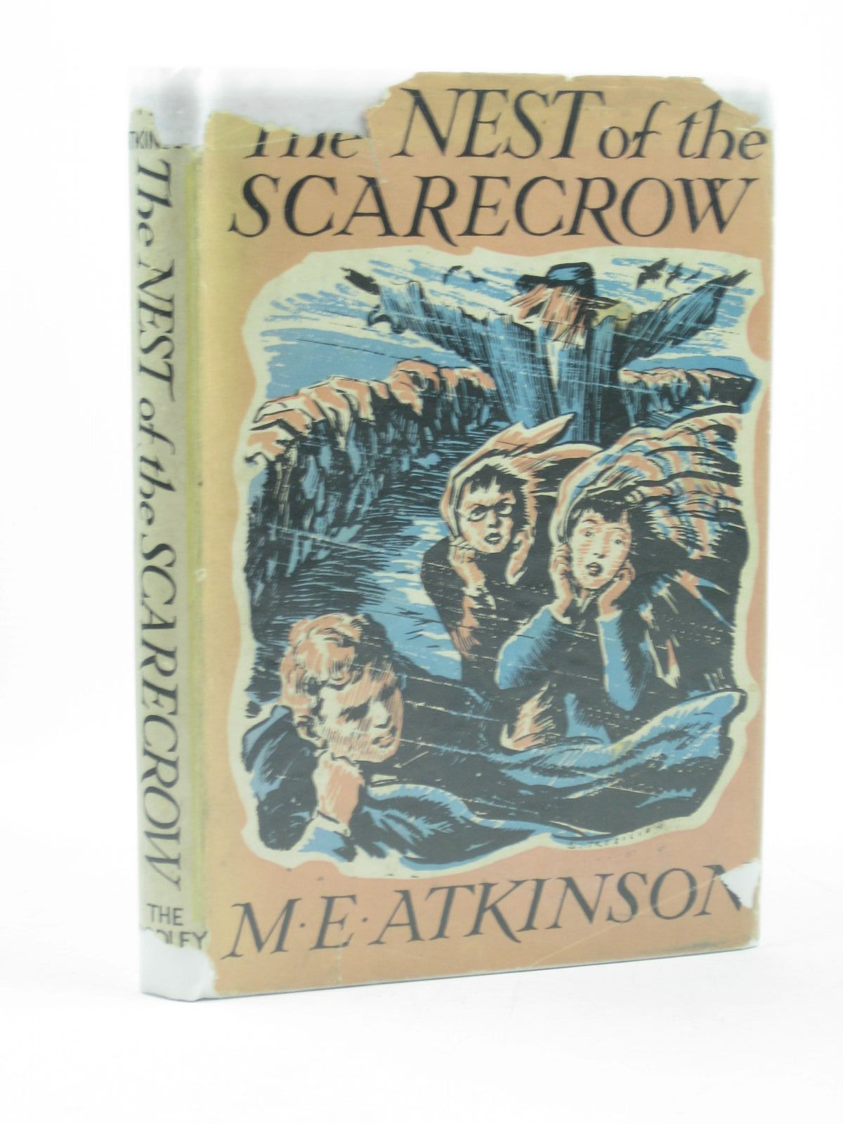 Photo of THE NEST OF THE SCARECROW written by Atkinson, M.E. illustrated by Tresilian, Stuart published by John Lane The Bodley Head (STOCK CODE: 1311942)  for sale by Stella & Rose's Books