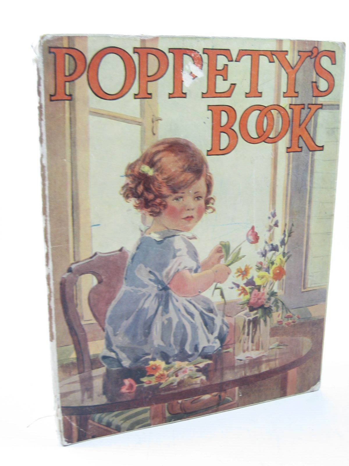 Photo of POPPETY'S BOOK illustrated by Topham, Inez Woolley, Harry et al., published by Thomas Nelson and Sons Ltd. (STOCK CODE: 1312066)  for sale by Stella & Rose's Books
