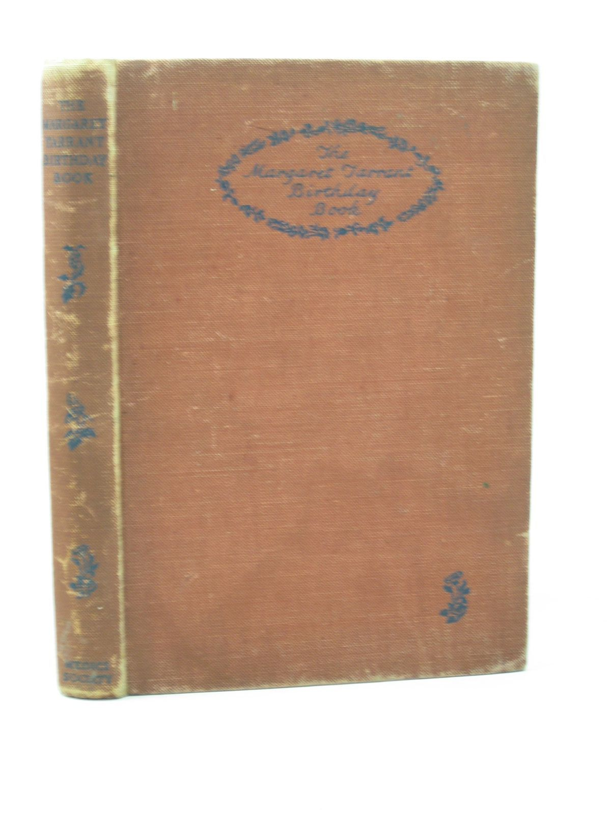 Photo of THE MARGARET TARRANT BIRTHDAY BOOK- Stock Number: 1312161