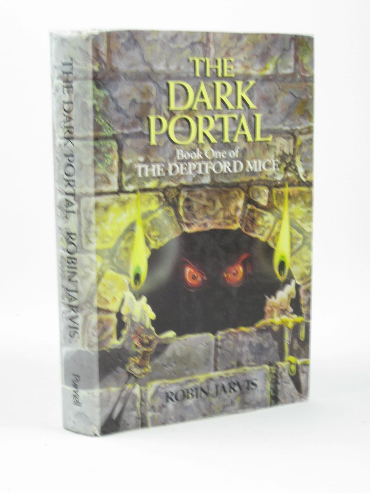 Photo of THE DARK PORTAL written by Jarvis, Robin illustrated by Jarvis, Robin published by Purnell (STOCK CODE: 1312215)  for sale by Stella & Rose's Books