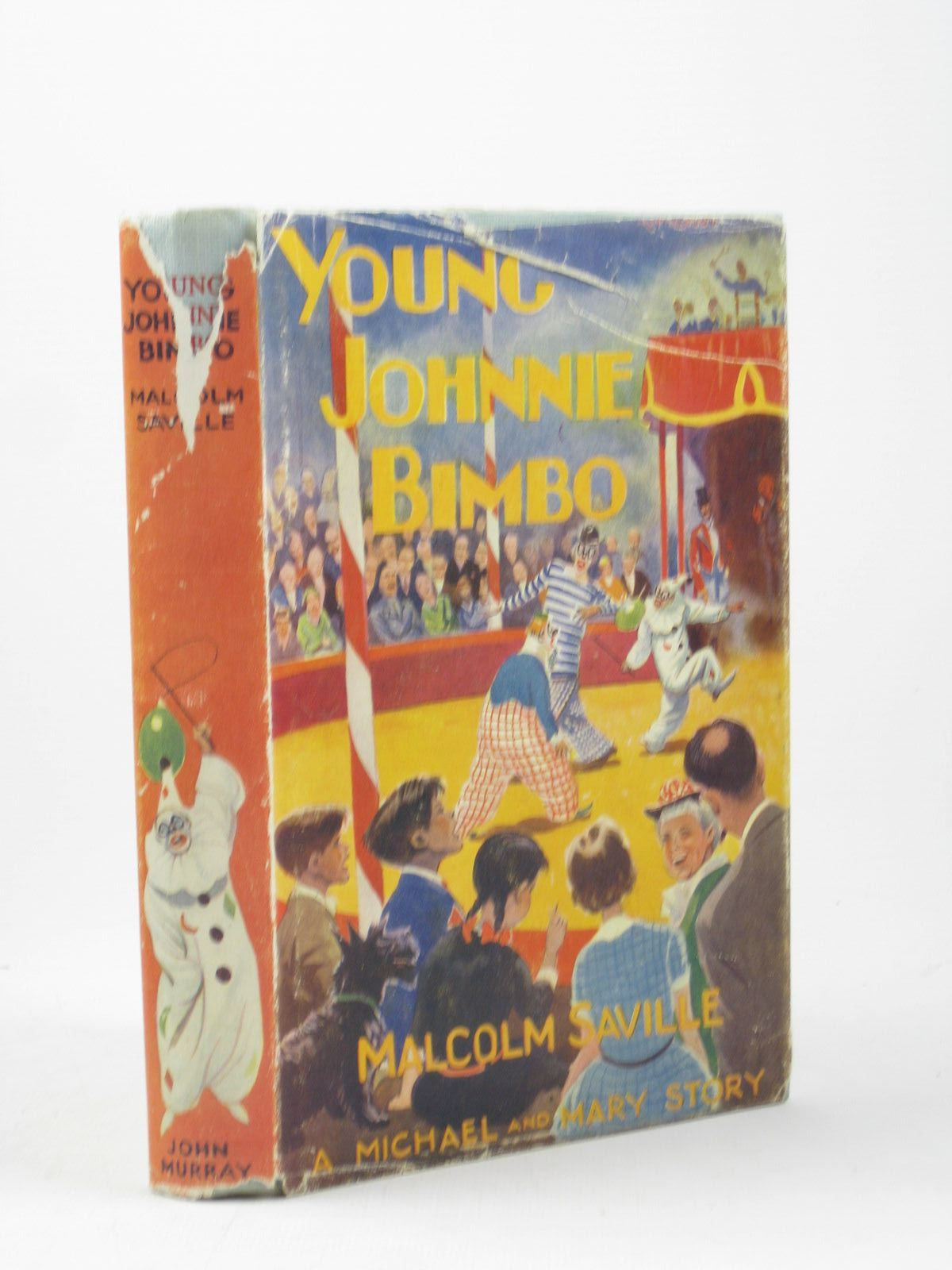 Photo of YOUNG JOHNNIE BIMBO written by Saville, Malcolm illustrated by Roberts, Lunt published by John Murray (STOCK CODE: 1312262)  for sale by Stella & Rose's Books