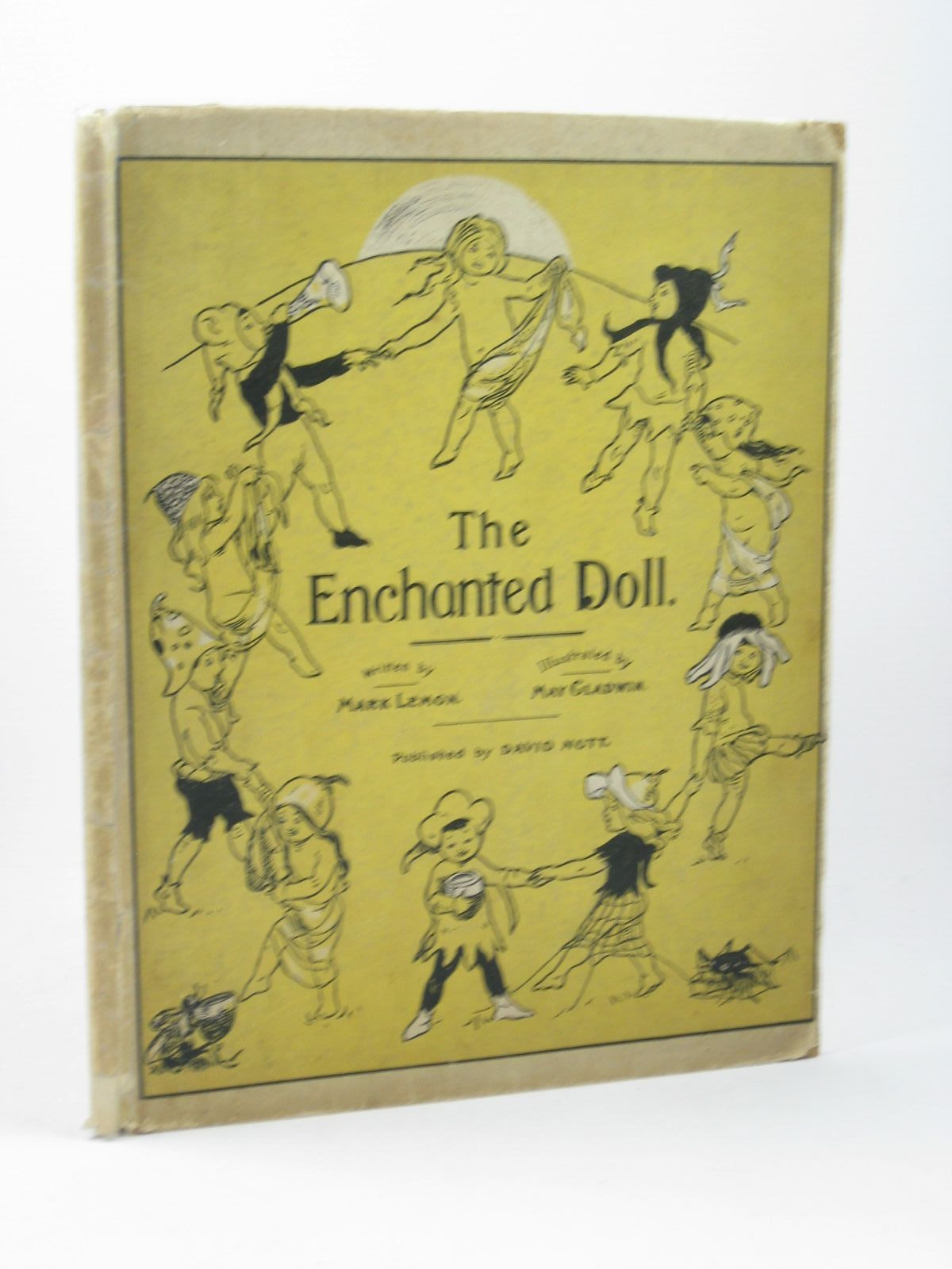 Photo of THE ENCHANTED DOLL written by Lemon, Mark illustrated by Gladwin, May published by David Nutt (STOCK CODE: 1312269)  for sale by Stella & Rose's Books