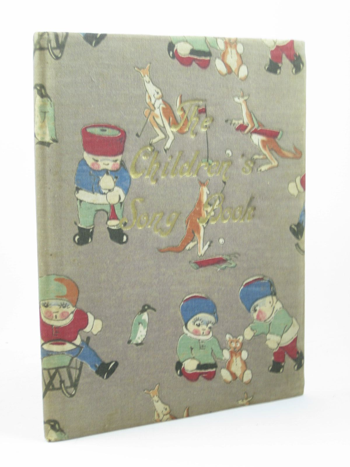 Photo of THE CHILDREN'S SONG BOOK written by Tomlyn, Alfred W. illustrated by Wood, Lawson Rountree, Harry Jackson, A.E. et al., published by Andersons-Edinburgh-Limited (STOCK CODE: 1312273)  for sale by Stella & Rose's Books