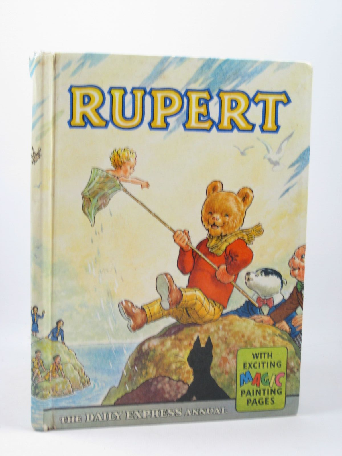 Photo of RUPERT ANNUAL 1963 written by Bestall, Alfred illustrated by Bestall, Alfred published by Daily Express (STOCK CODE: 1312297)  for sale by Stella & Rose's Books