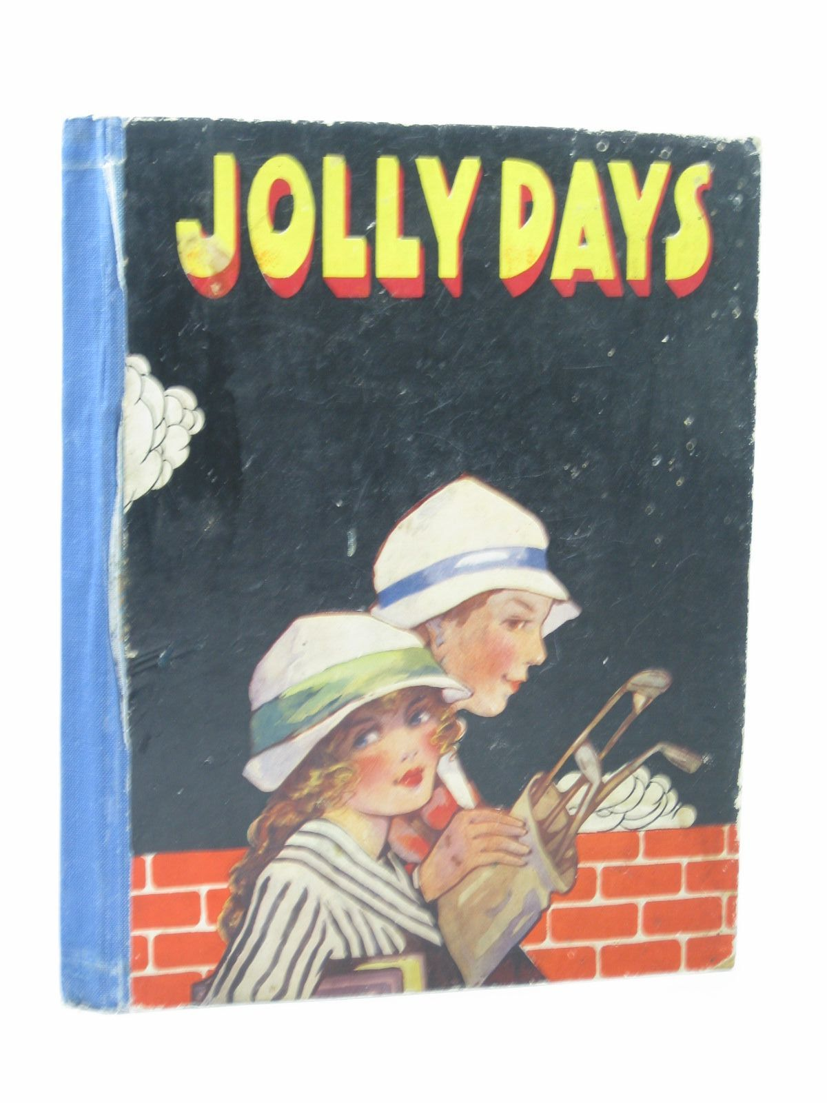 Photo of JOLLY DAYS written by Chandler, Olive<br />Farjeon, Eleanor<br />et al, illustrated by Rees, E. Dorothy<br />Anderson, Anne<br />et al., published by The Children's Press (STOCK CODE: 1312301)  for sale by Stella & Rose's Books