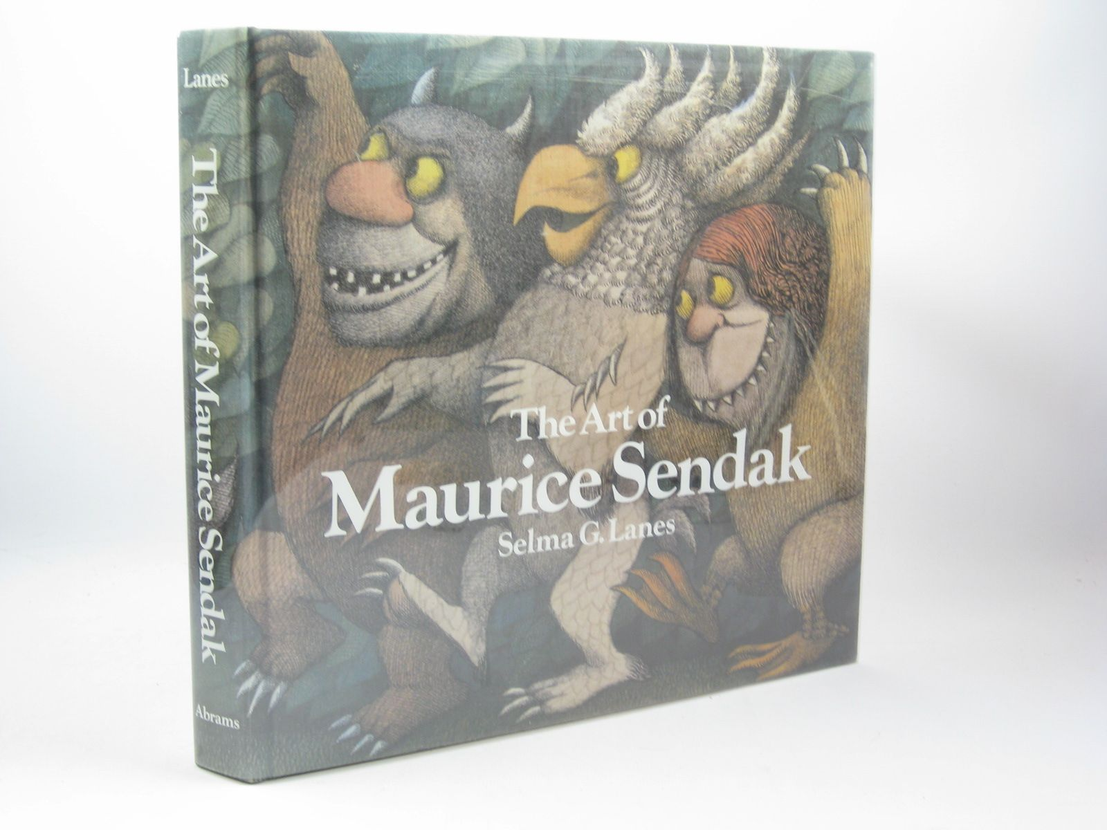 Photo of THE ART OF MAURICE SENDAK- Stock Number: 1312475