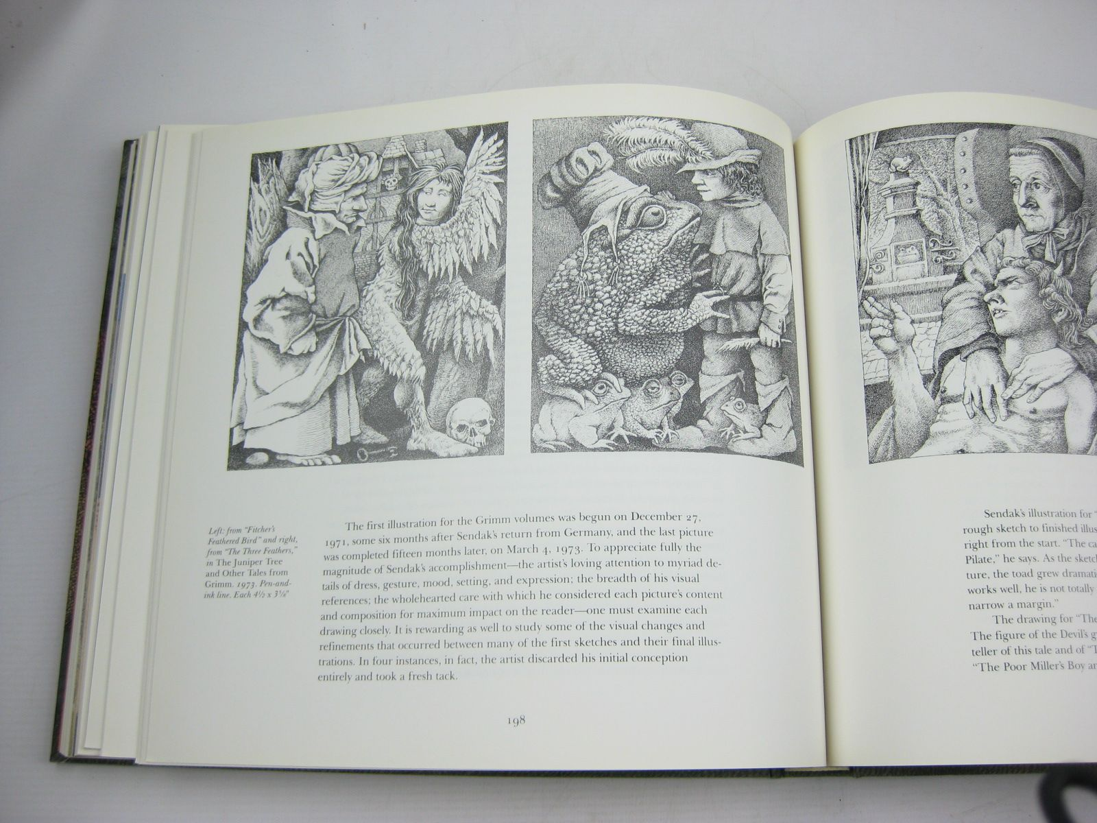 Photo of THE ART OF MAURICE SENDAK written by Lanes, Selma G. illustrated by Sendak, Maurice published by Harry N. Abrams (STOCK CODE: 1312475)  for sale by Stella & Rose's Books