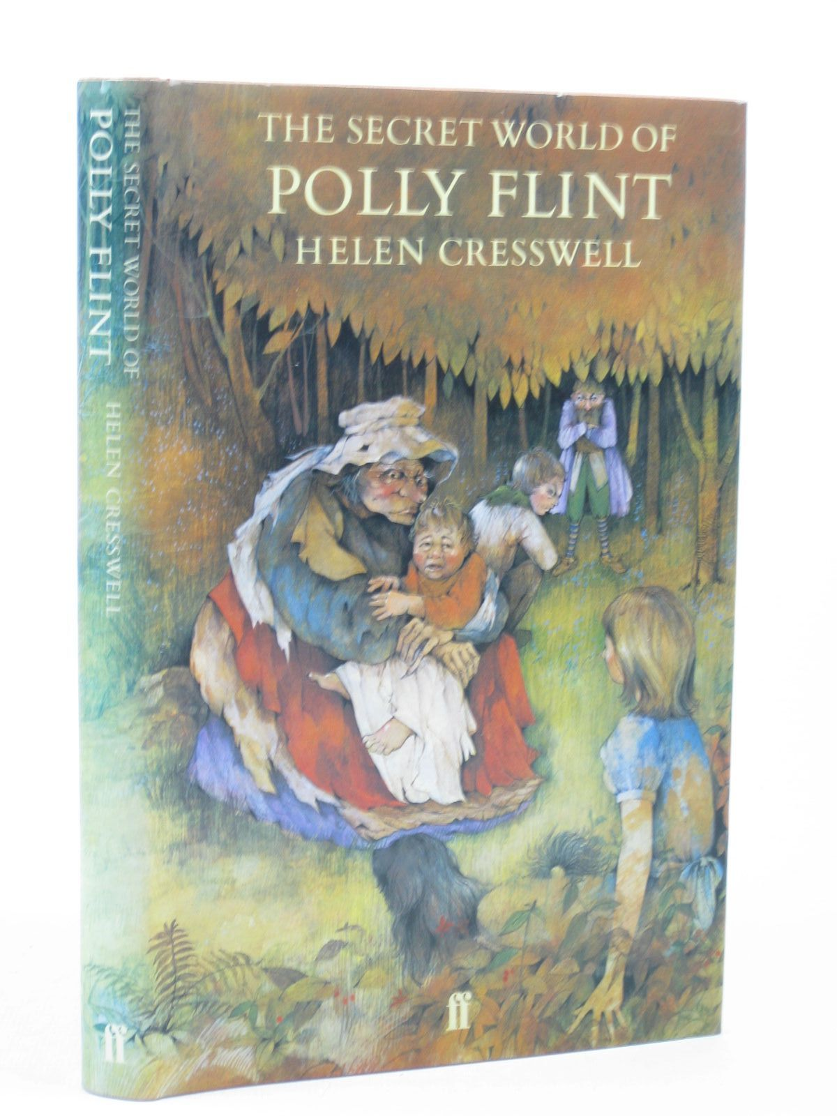 Photo of THE SECRET WORLD OF POLLY FLINT- Stock Number: 1312626