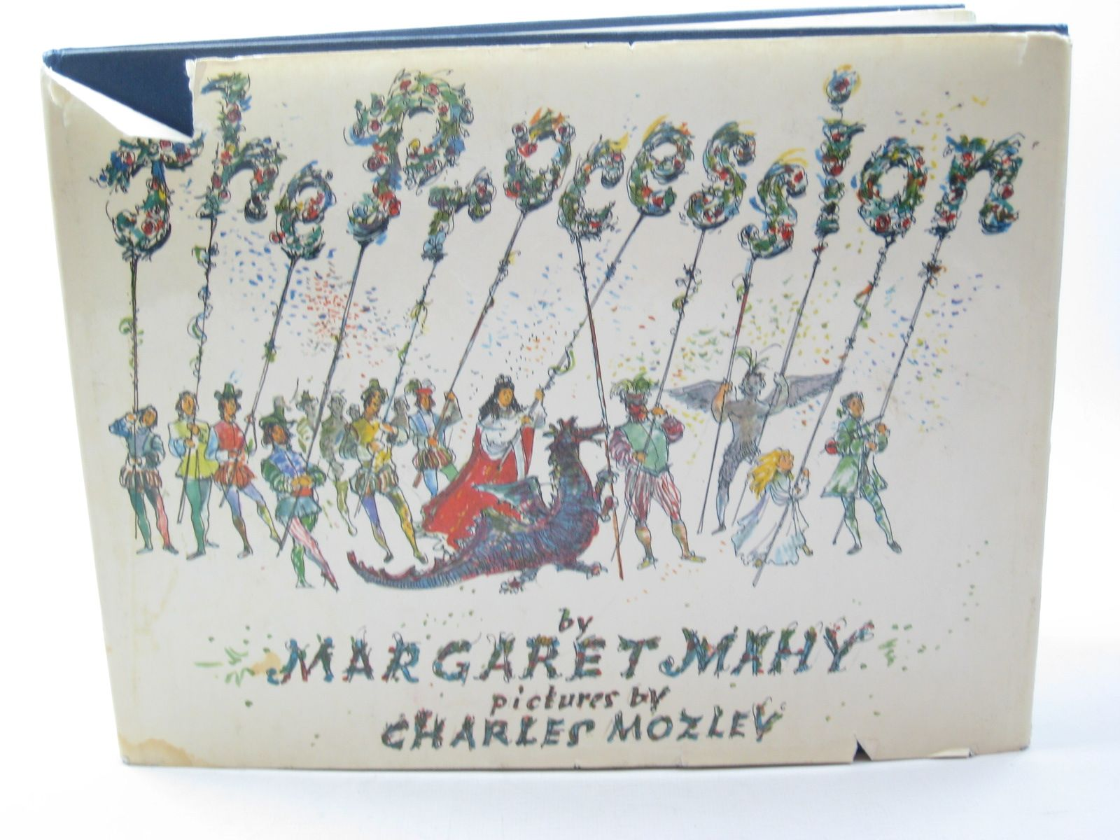 Photo of THE PROCESSION written by Mahy, Margaret illustrated by Mozley, Charles published by J.M. Dent & Sons Ltd. (STOCK CODE: 1312787)  for sale by Stella & Rose's Books