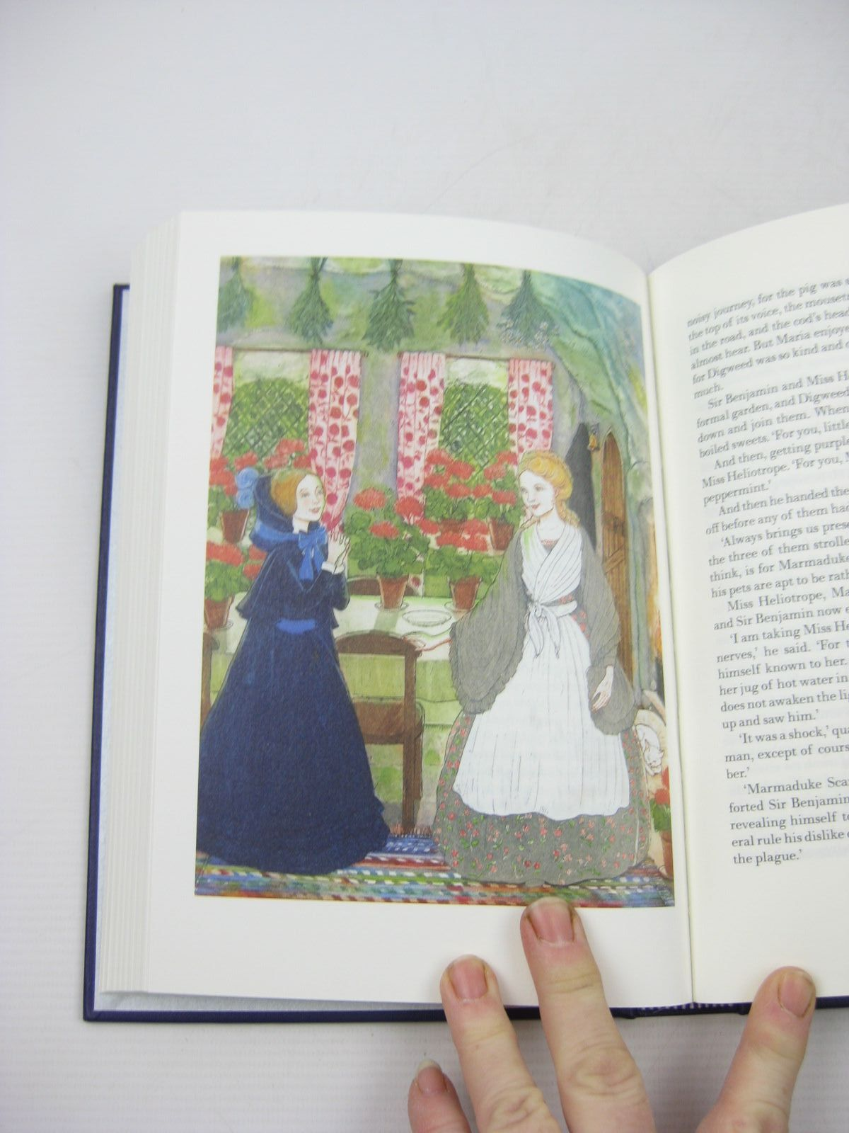 Stella Rose S Books The Little White Horse Written By Elizabeth Goudge Jane Shilling Stock Code 1312817