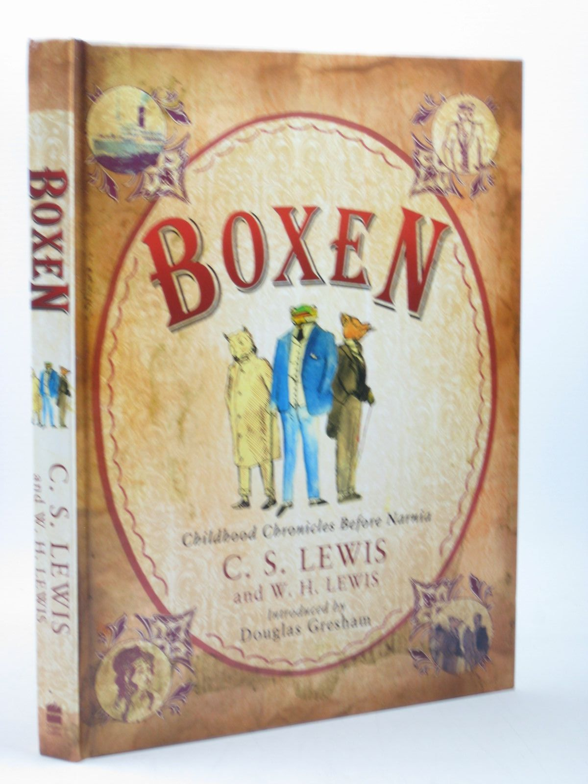 Photo of BOXEN written by Lewis, C.S. Lewis, W.H. Gresham, Douglas illustrated by Lewis, C.S. published by Harper Collins (STOCK CODE: 1312866)  for sale by Stella & Rose's Books
