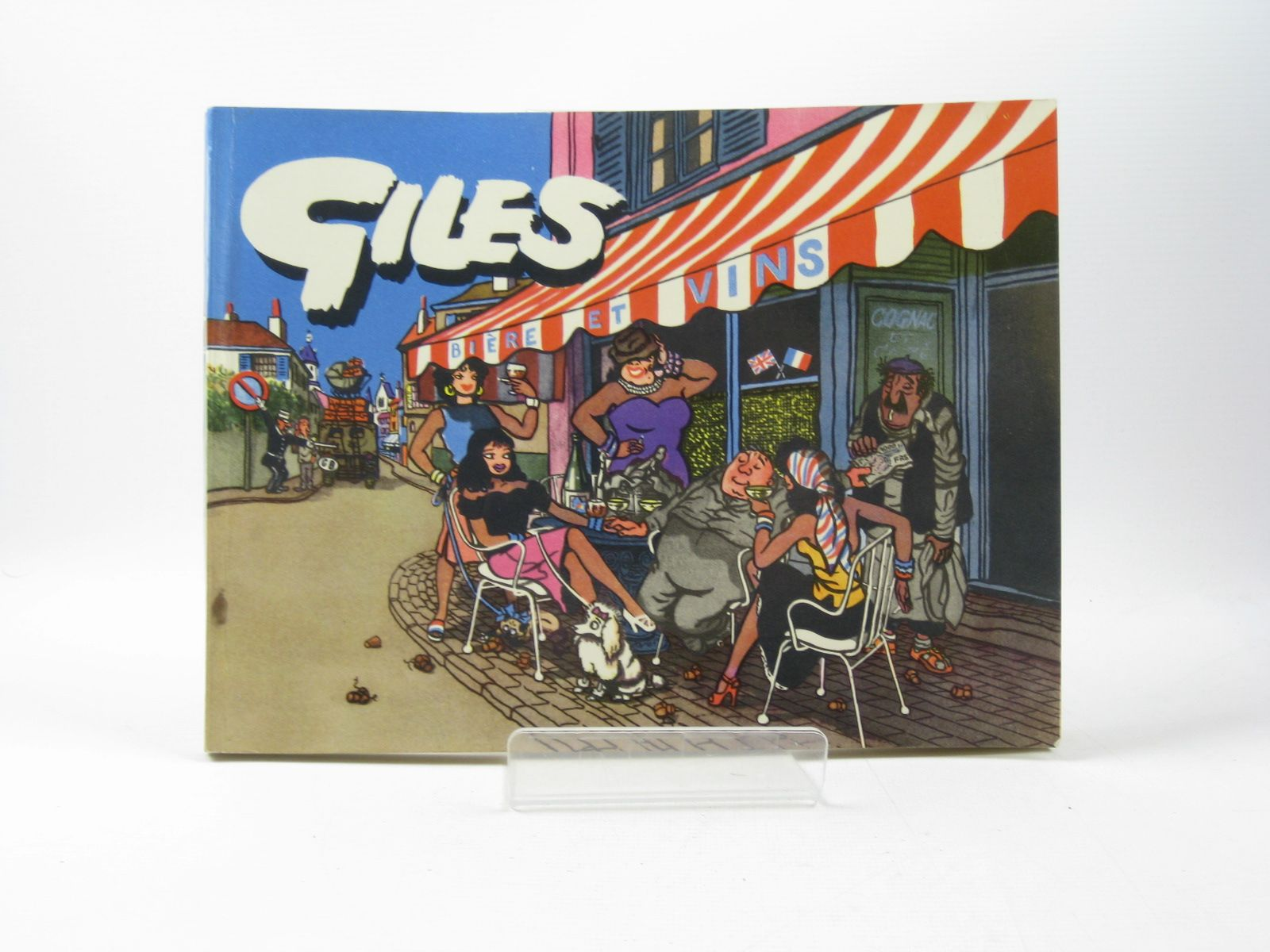 Photo of GILES No. 9- Stock Number: 1313001