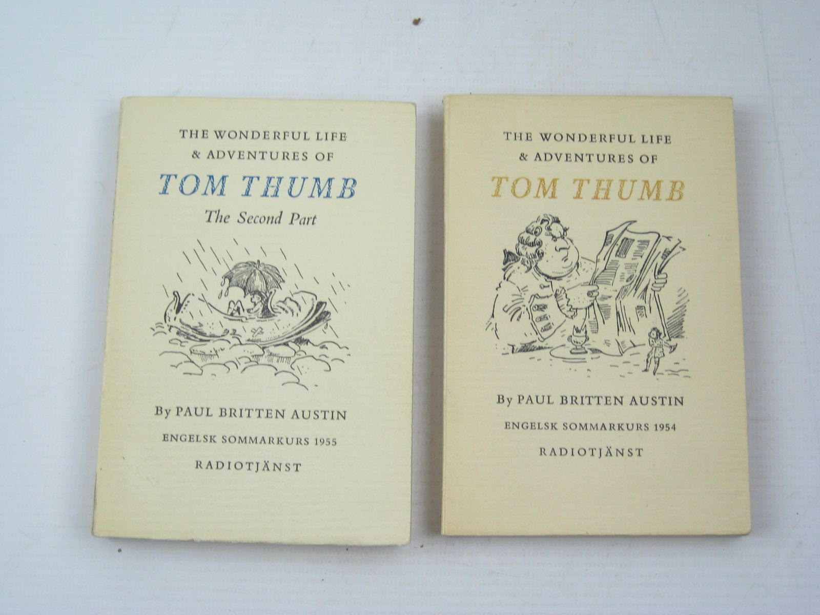 Photo of THE WONDERFUL LIFE AND ADVENTURES OF TOM THUMB- Stock Number: 1313168