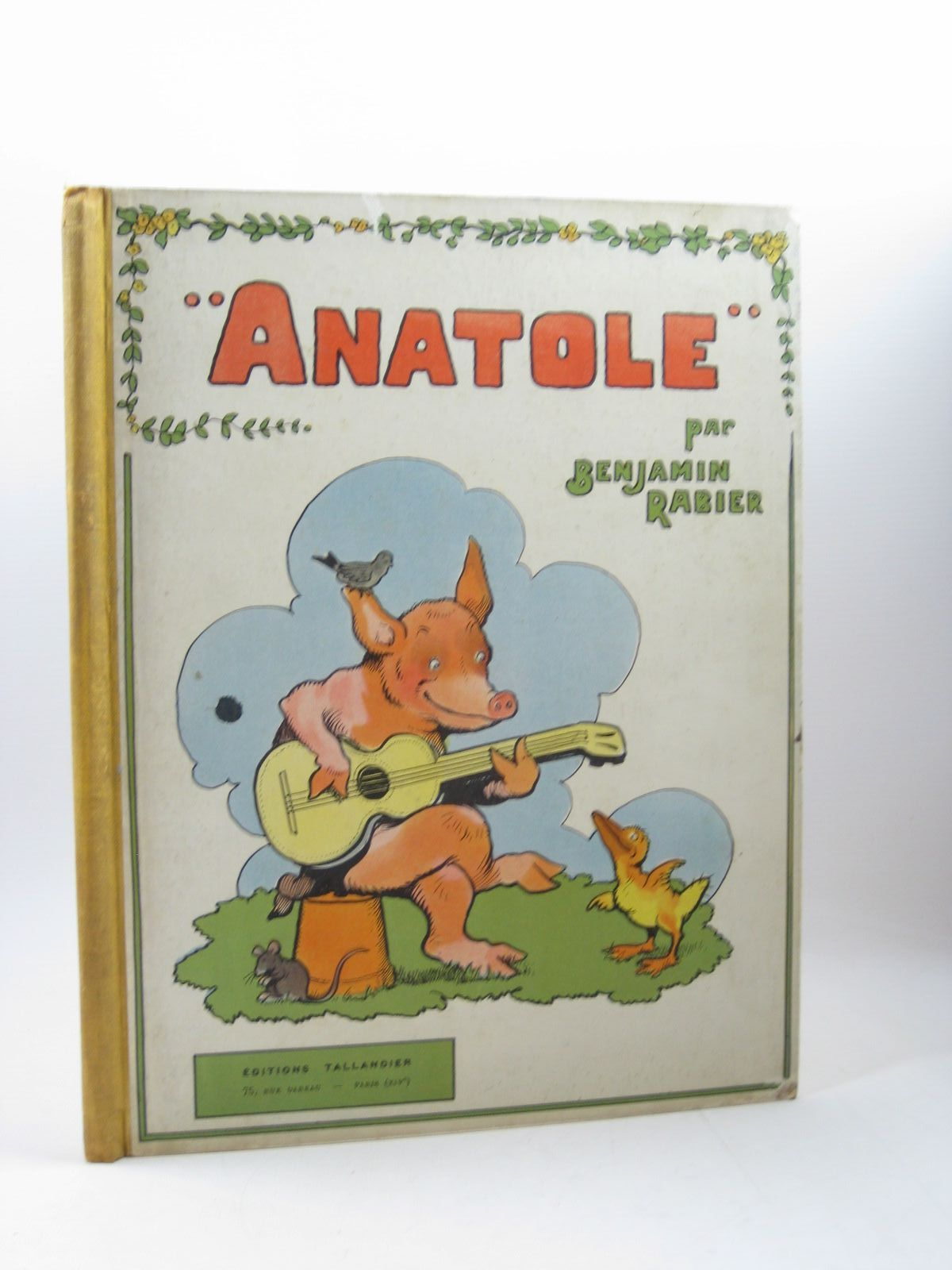 Photo of ANATOLE- Stock Number: 1313218