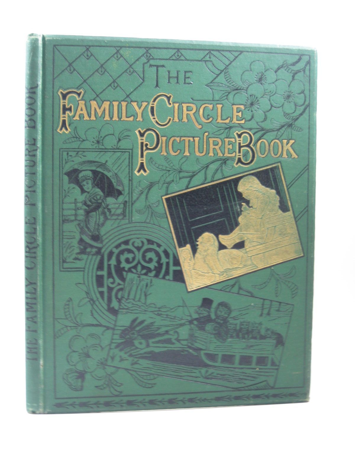 Photo of THE FAMILY CIRCLE PICTURE BOOK published by James Clarke & Co. (STOCK CODE: 1313221)  for sale by Stella & Rose's Books