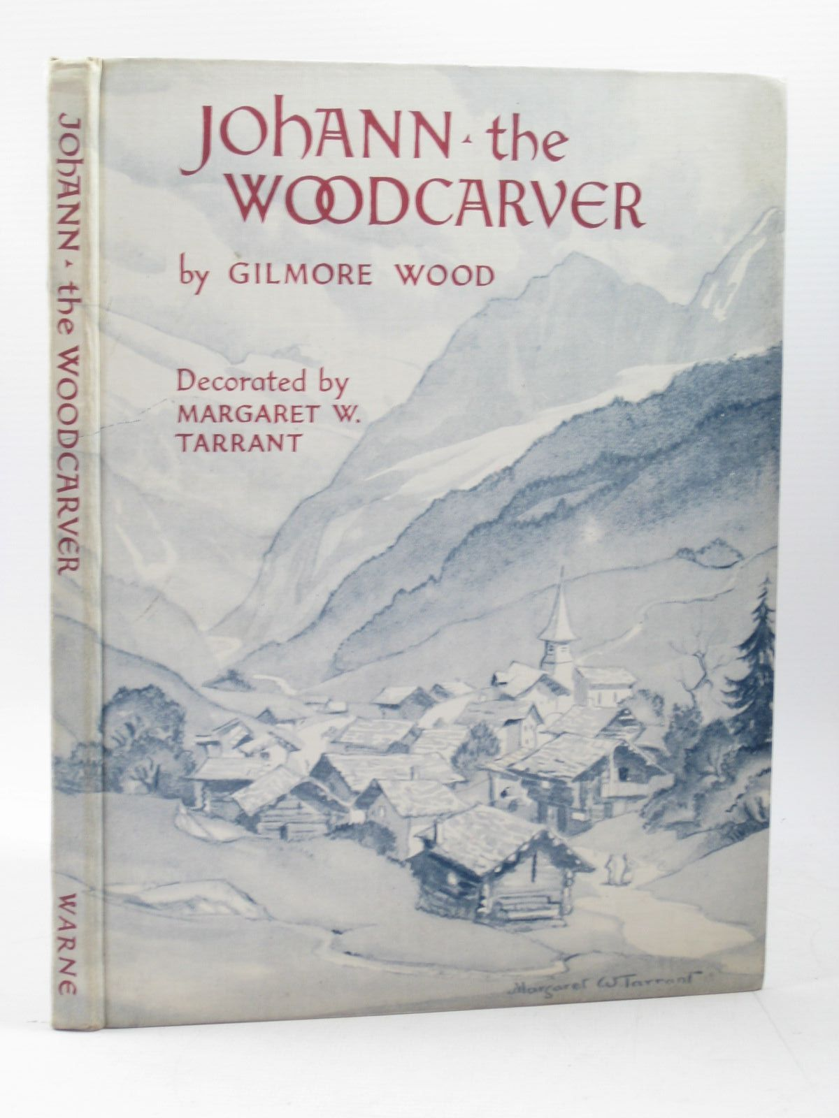 Photo of JOHANN THE WOODCARVER written by Wood, Gilmore illustrated by Tarrant, Margaret published by Frederick Warne & Co Ltd. (STOCK CODE: 1313264)  for sale by Stella & Rose's Books