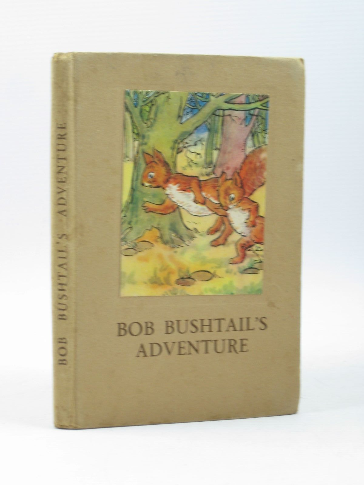 Photo of BOB BUSHTAIL'S ADVENTURE written by Coghlin, E.M. illustrated by Macgregor, A.J. published by Wills & Hepworth Ltd. (STOCK CODE: 1313296)  for sale by Stella & Rose's Books