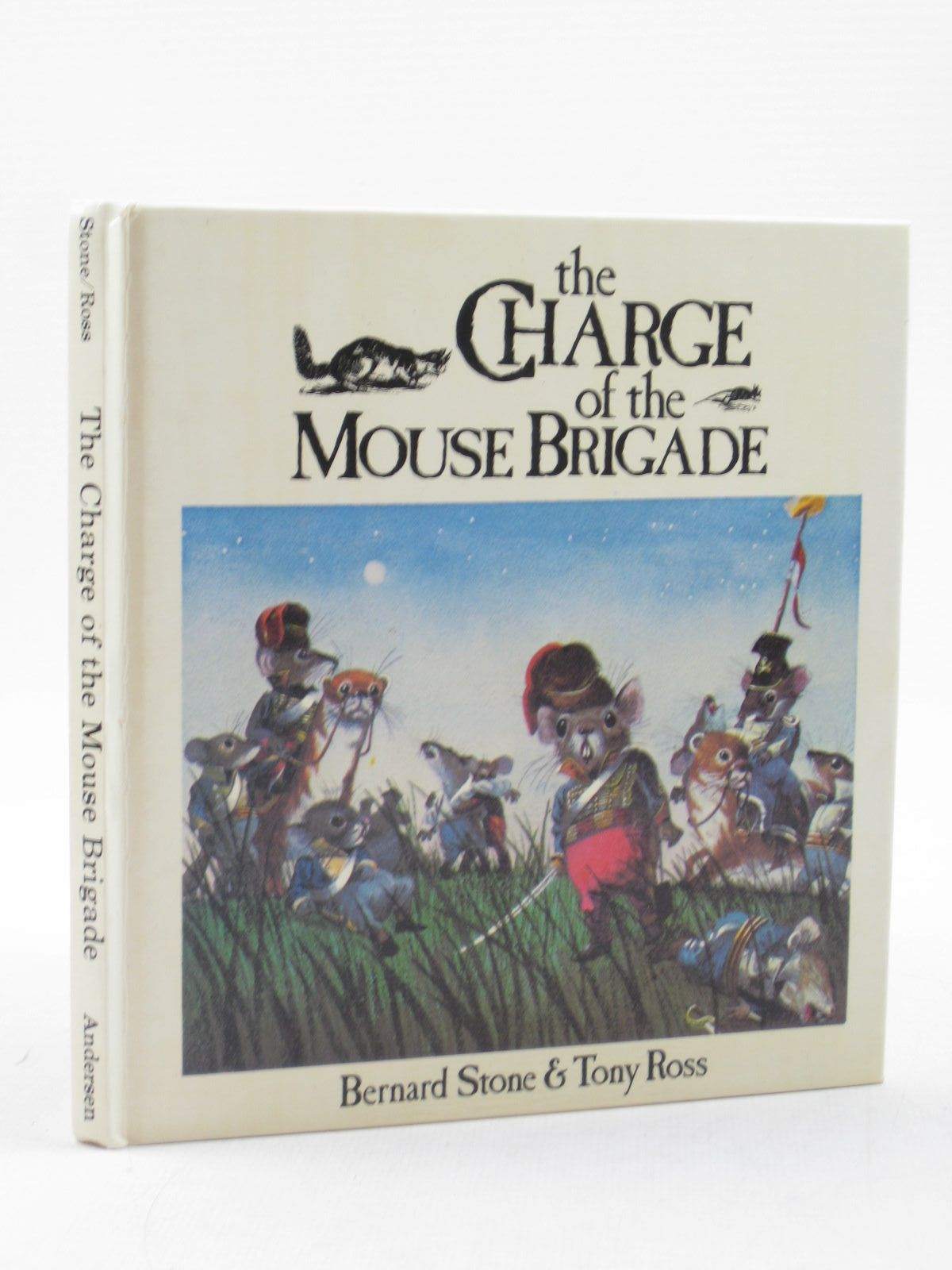 Photo of THE CHARGE OF THE MOUSE BRIGADE- Stock Number: 1313390