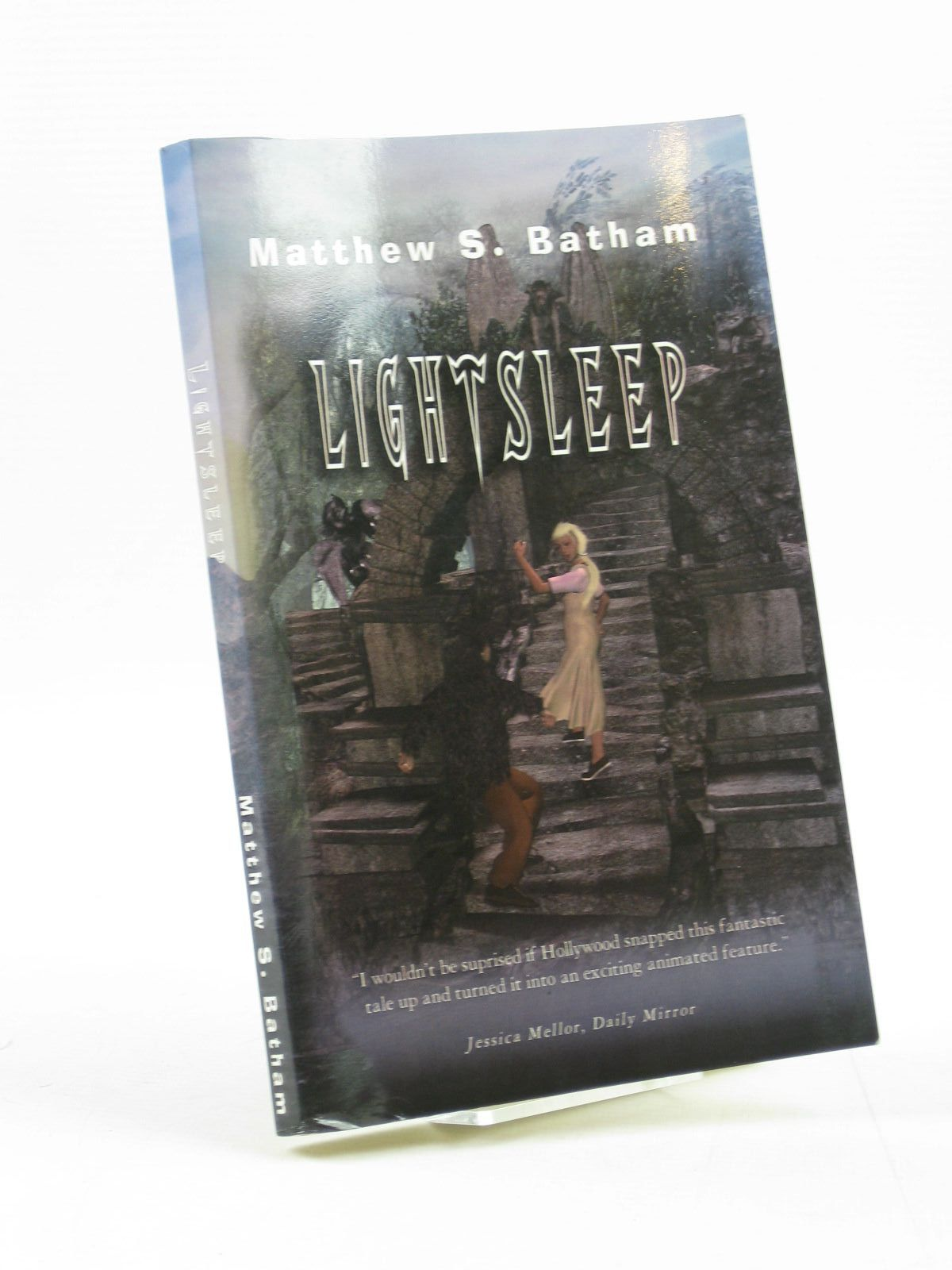Photo of LIGHTSLEEP written by Batham, Matthew S. published by Matthew S. Batham (STOCK CODE: 1313451)  for sale by Stella & Rose's Books