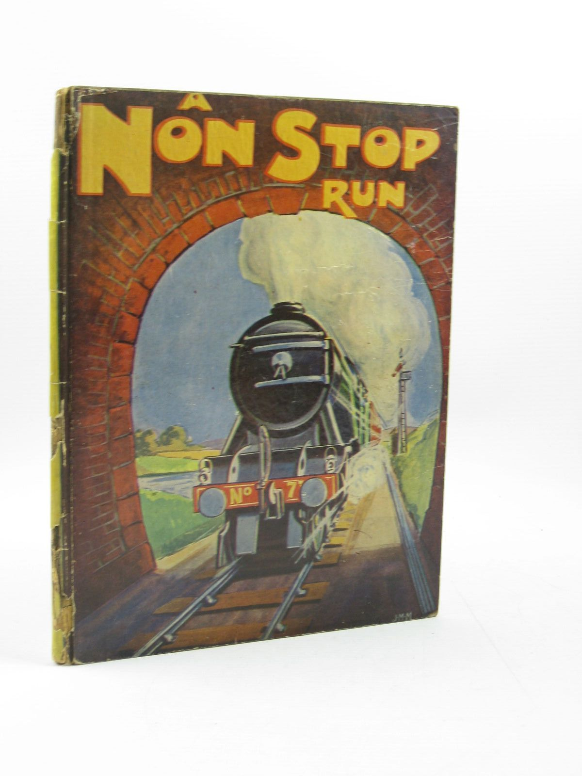 Photo of A NON STOP RUN- Stock Number: 1313490