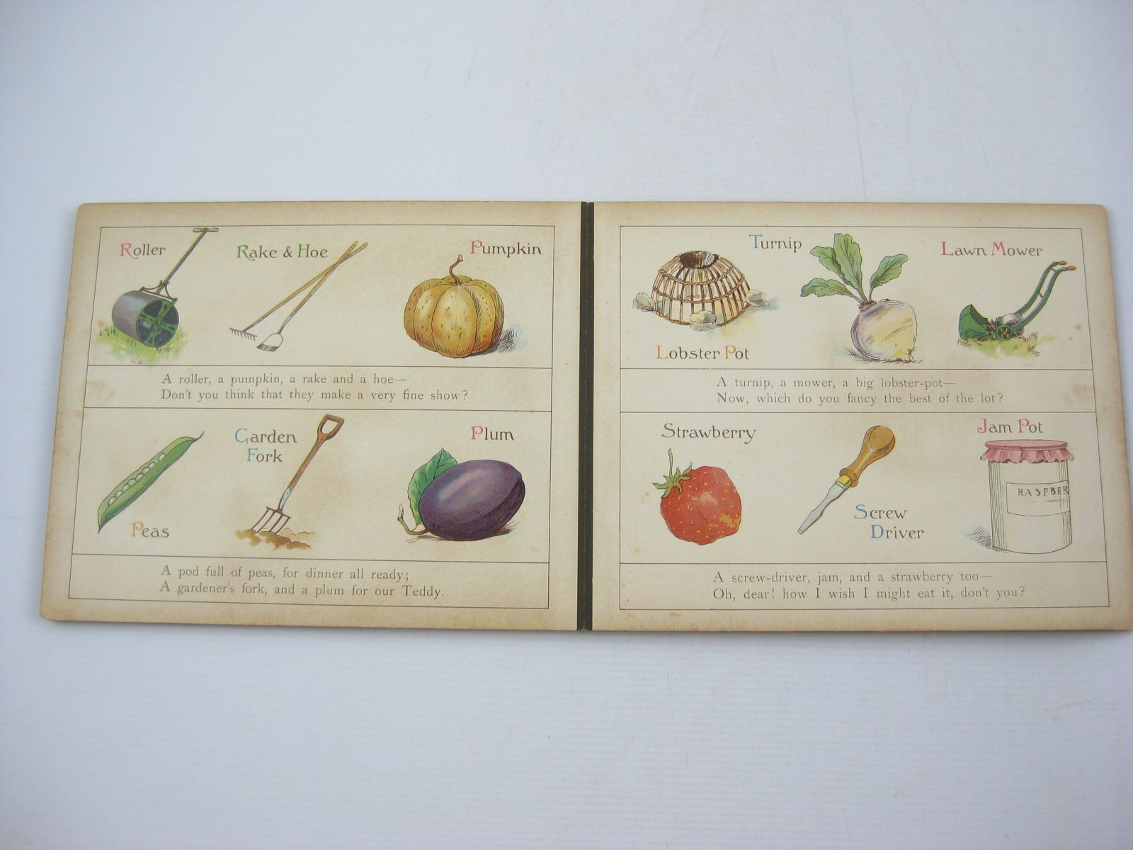Photo of PRETTY TOY PICTURES written by Weedon, L.L. published by Ernest Nister, E.P. Dutton & Co. (STOCK CODE: 1313586)  for sale by Stella & Rose's Books