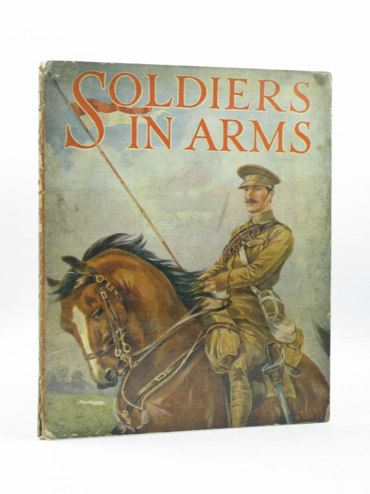 Photo of SOLDIERS IN ARMS- Stock Number: 1313603
