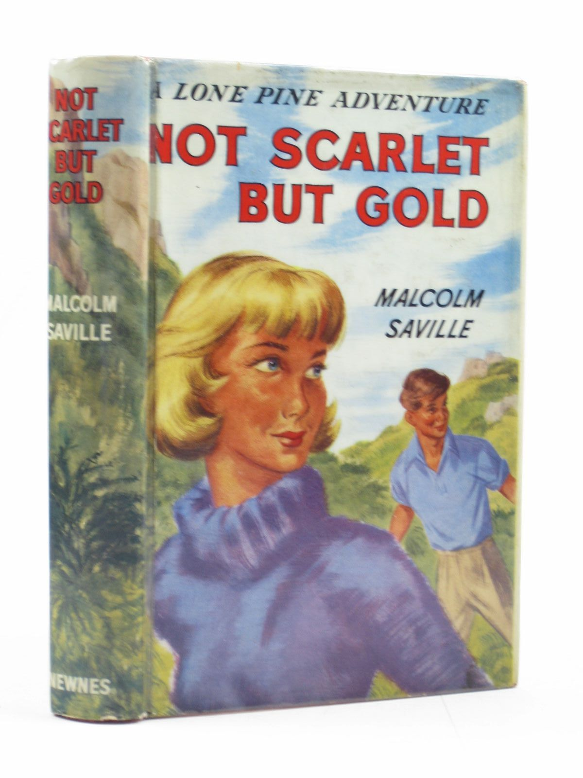 Photo of NOT SCARLET BUT GOLD- Stock Number: 1313817