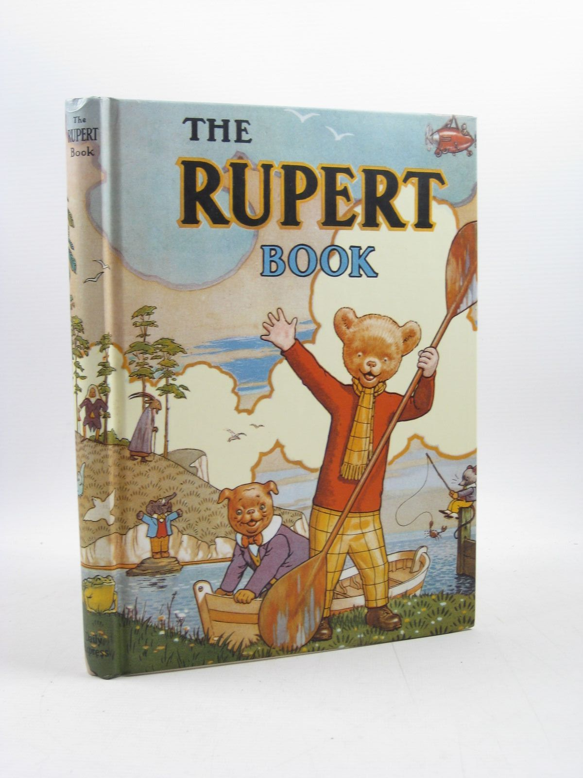 Photo of RUPERT ANNUAL 1941 (FACSIMILE) - THE RUPERT BOOK- Stock Number: 1313837