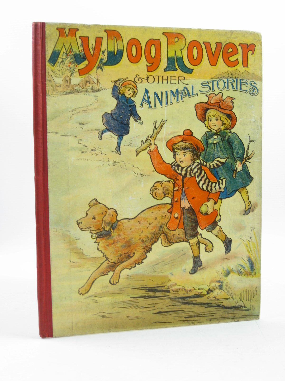 Photo of MY DOG ROVER AND OTHER ANIMAL STORIES illustrated by Wain, Louis et al., published by William Collins Sons & Co. Ltd. (STOCK CODE: 1313846)  for sale by Stella & Rose's Books