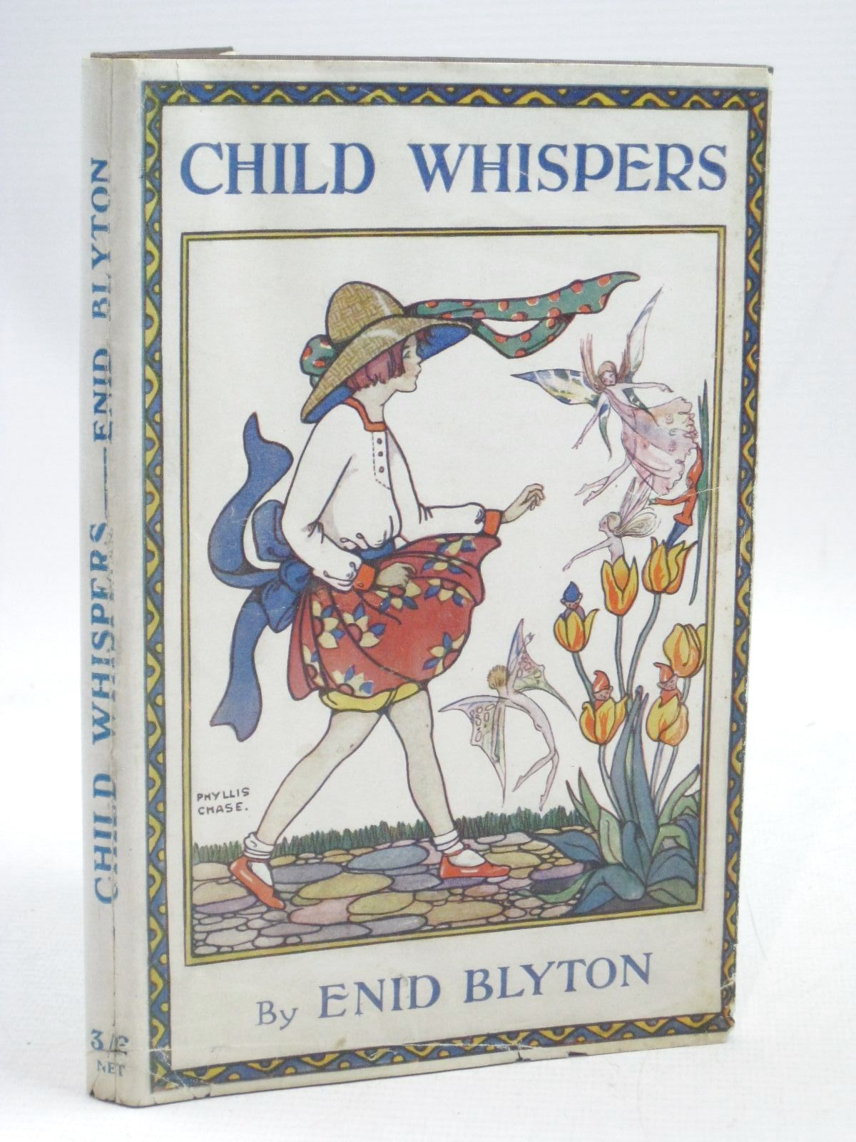 Photo of CHILD WHISPERS written by Blyton, Enid published by J. Saville & Co. Ltd. (STOCK CODE: 1313990)  for sale by Stella & Rose's Books