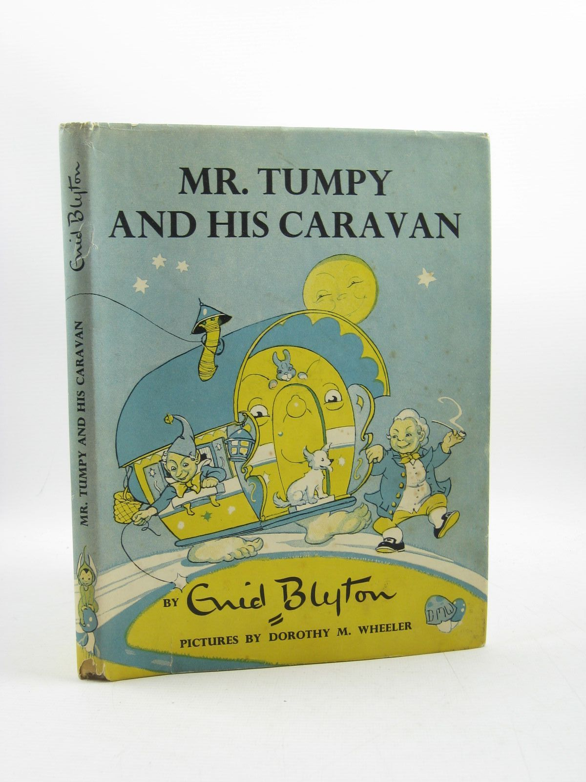 Photo of MR. TUMPY AND HIS CARAVAN- Stock Number: 1314011