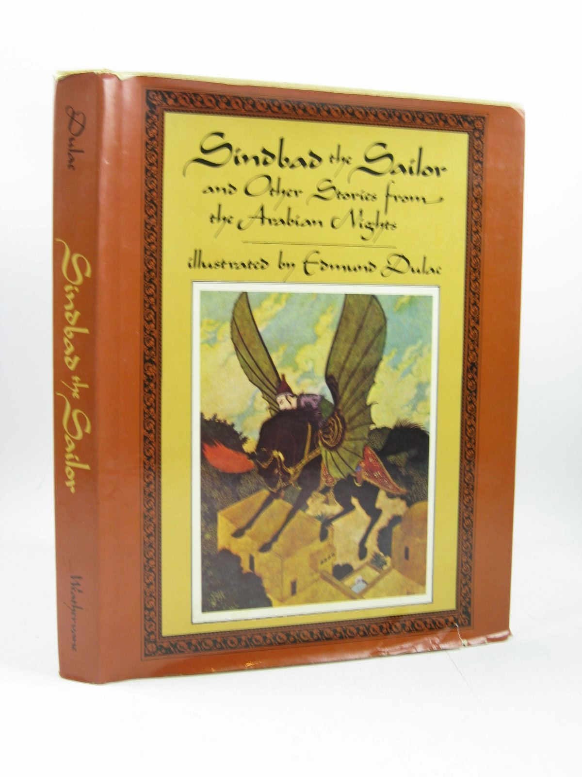 Photo of SINDBAD THE SAILOR AND OTHER STORIES FROM THE ARABIAN- Stock Number: 1314121