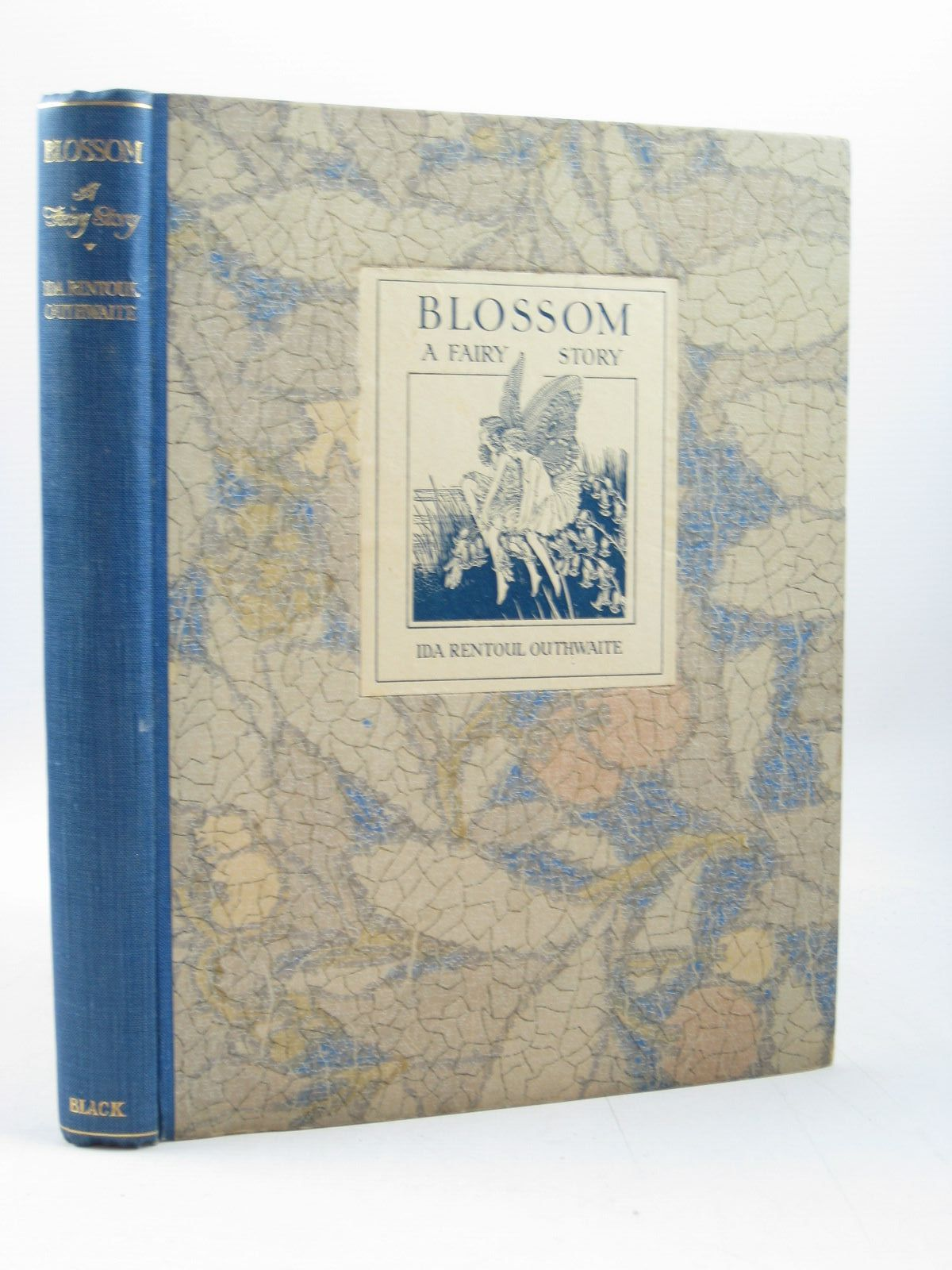 Photo of BLOSSOM A FAIRY STORY written by Outhwaite, Ida Rentoul illustrated by Outhwaite, Ida Rentoul published by A. & C. Black Ltd. (STOCK CODE: 1314196)  for sale by Stella & Rose's Books