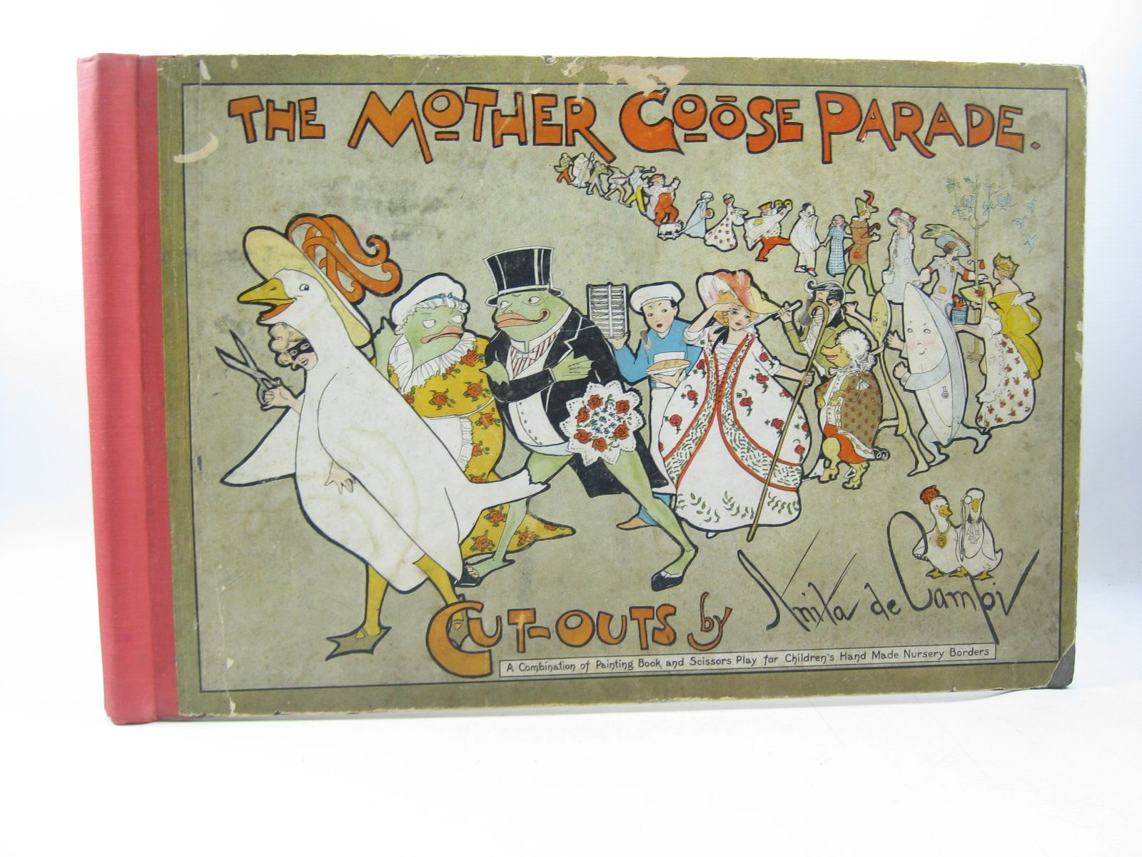 Photo of MOTHER GOOSE PARADE CUT-OUTS- Stock Number: 1314244