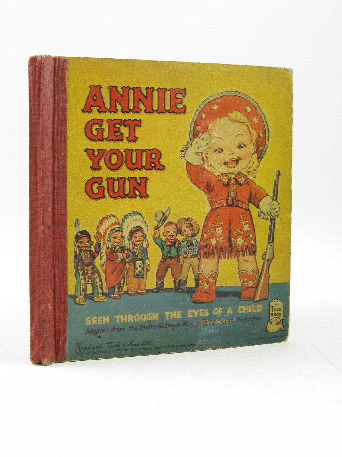 Photo of ANNIE GET YOUR GUN- Stock Number: 1314250