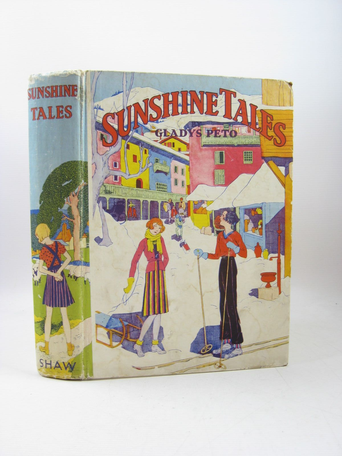 Photo of SUNSHINE TALES illustrated by Peto, Gladys published by John F. Shaw & Co Ltd. (STOCK CODE: 1314308)  for sale by Stella & Rose's Books