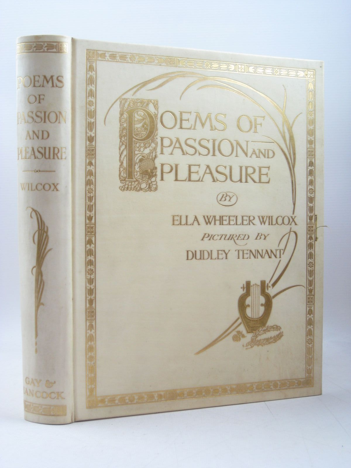 Photo of POEMS OF PASSION AND PLEASURE- Stock Number: 1314314