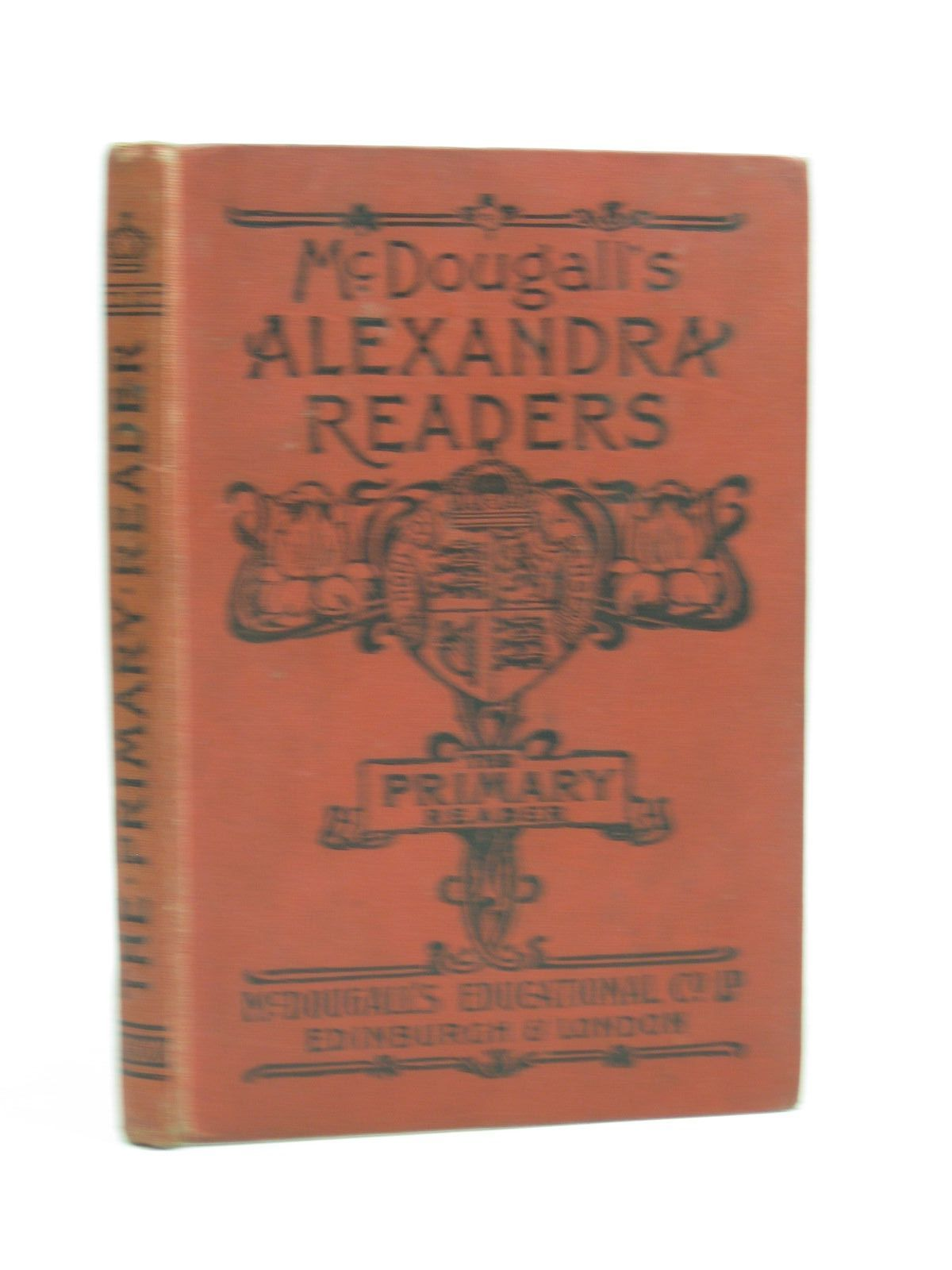 Photo of MCDOUGALL'S ALEXANDRA READERS - THE PRIMARY READER illustrated by Brown, Michael et al., published by McDougall's Educational Co. Ltd. (STOCK CODE: 1314418)  for sale by Stella & Rose's Books