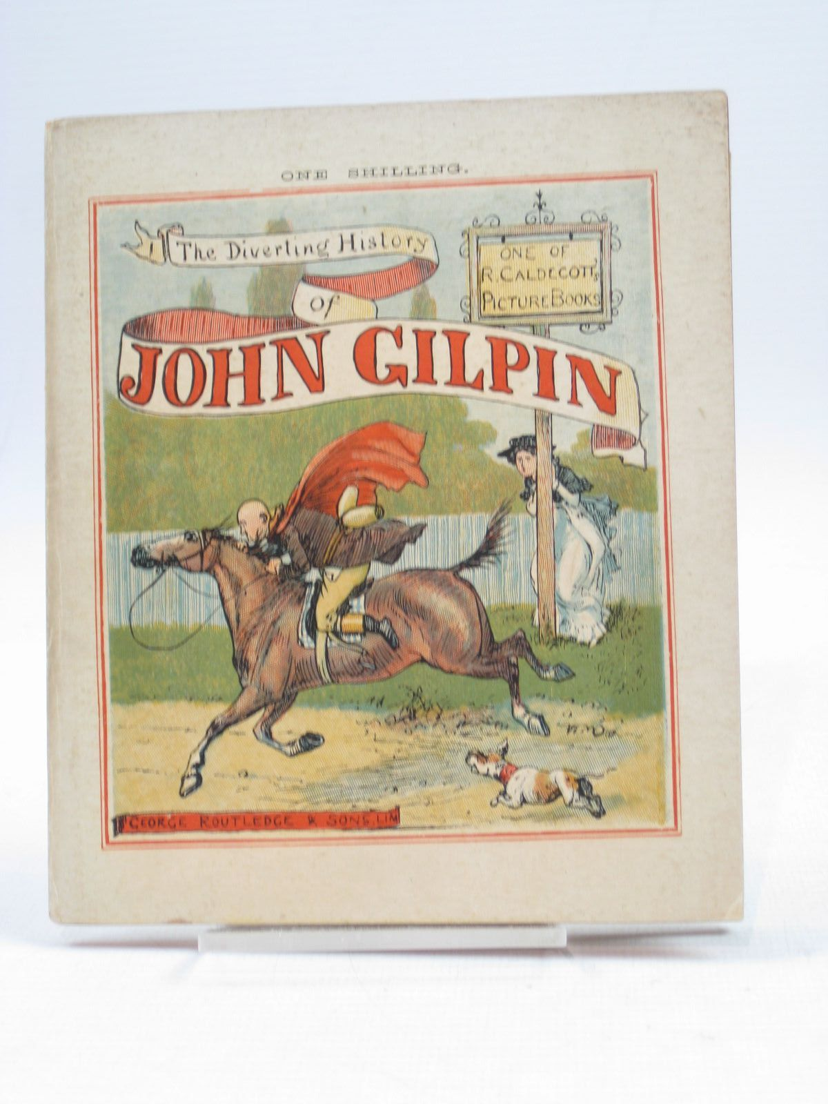 Photo of THE DIVERTING HISTORY OF JOHN GILPIN- Stock Number: 1314423
