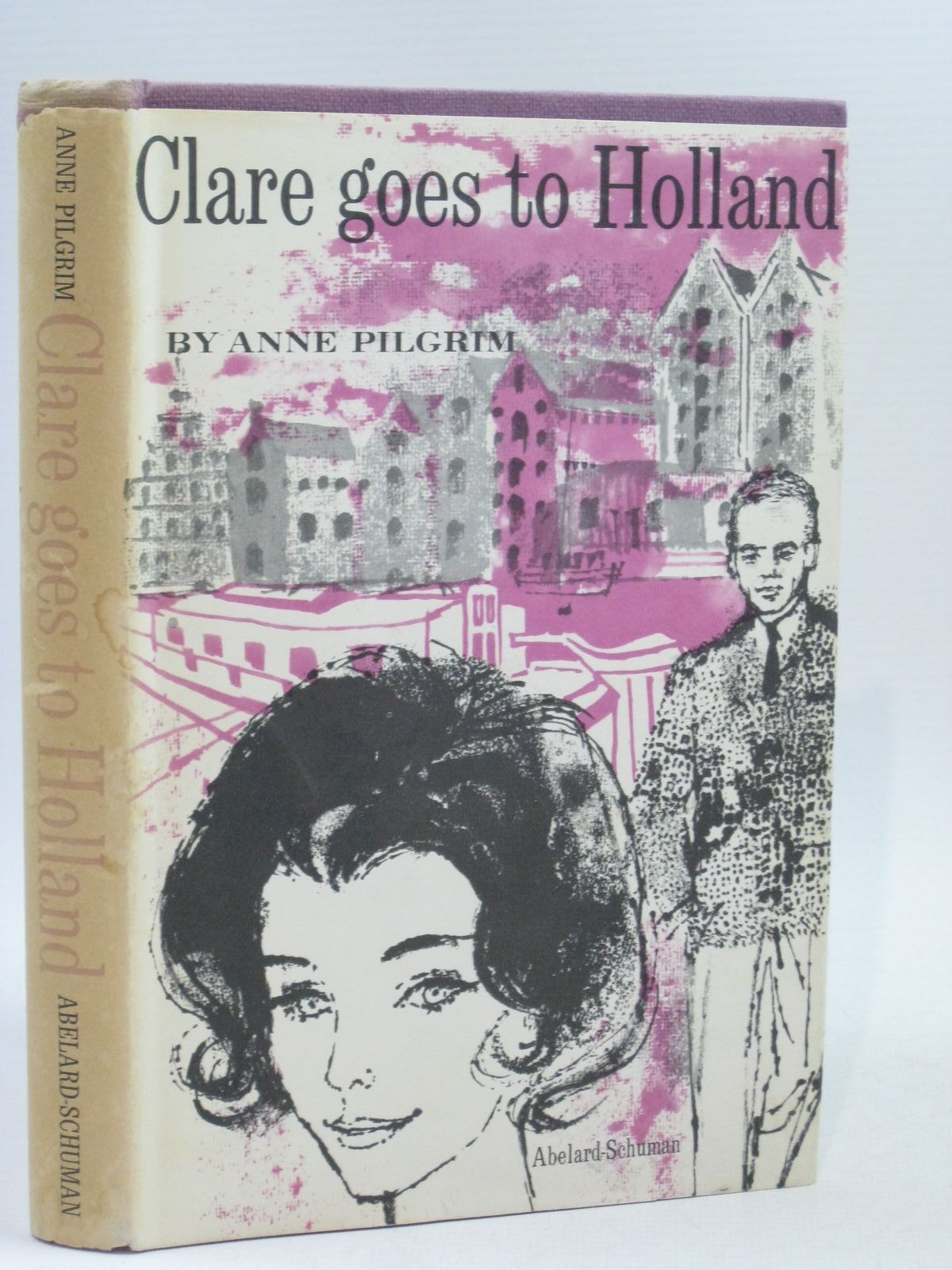 Photo of CLARE GOES TO HOLLAND- Stock Number: 1314737