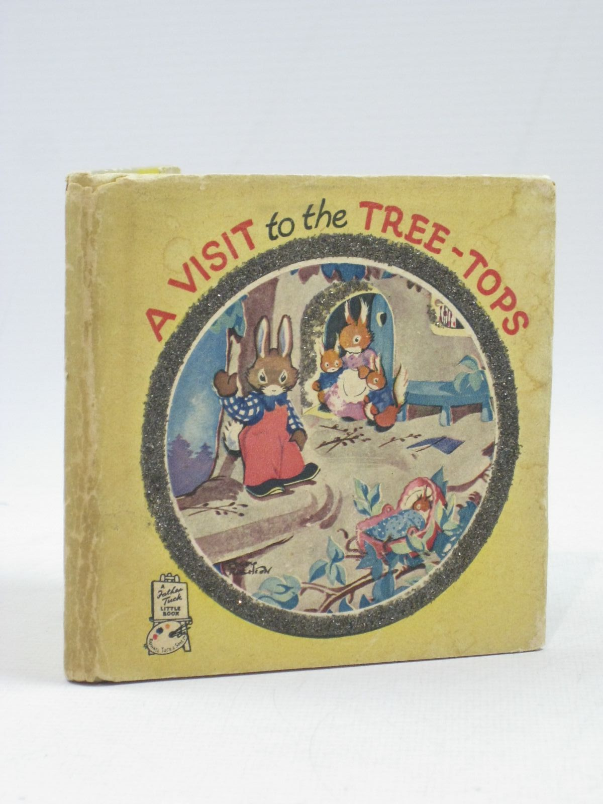 Photo of A VISIT TO THE TREE-TOPS published by Raphael Tuck & Sons Ltd. (STOCK CODE: 1314799)  for sale by Stella & Rose's Books