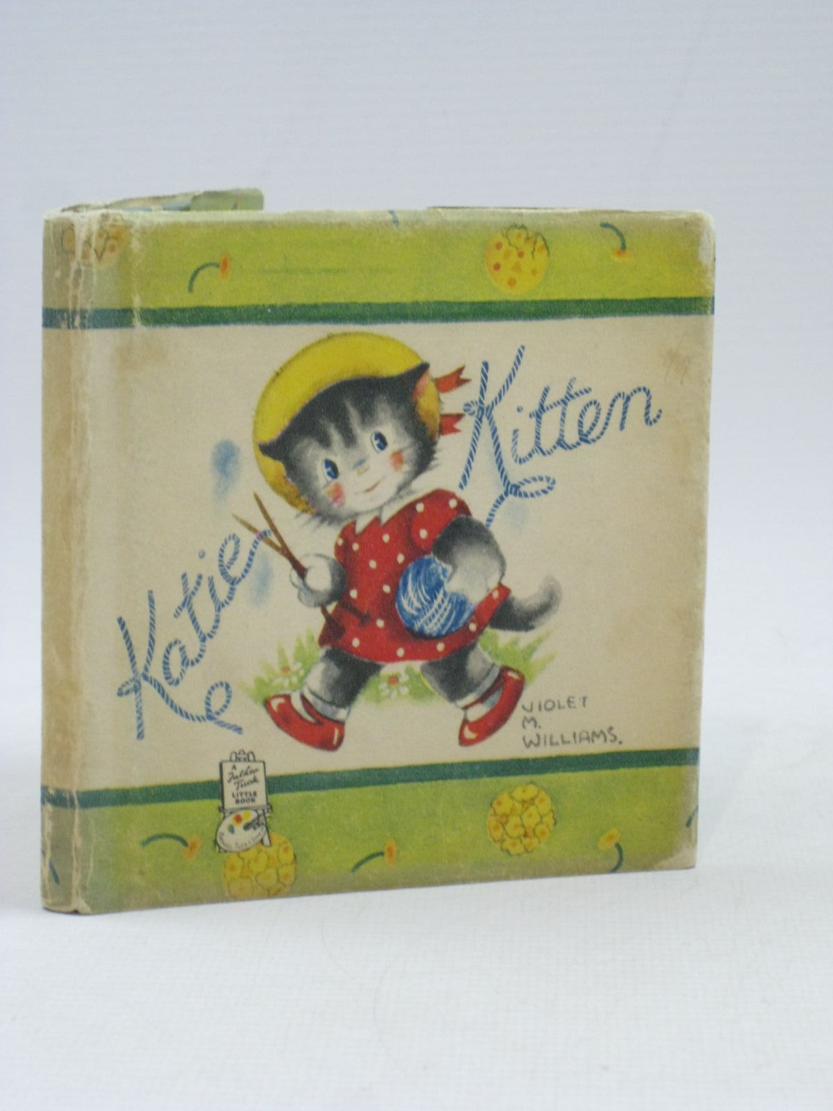 Photo of KATIE KITTEN illustrated by Williams, Violet M. published by Raphael Tuck & Sons Ltd. (STOCK CODE: 1314800)  for sale by Stella & Rose's Books