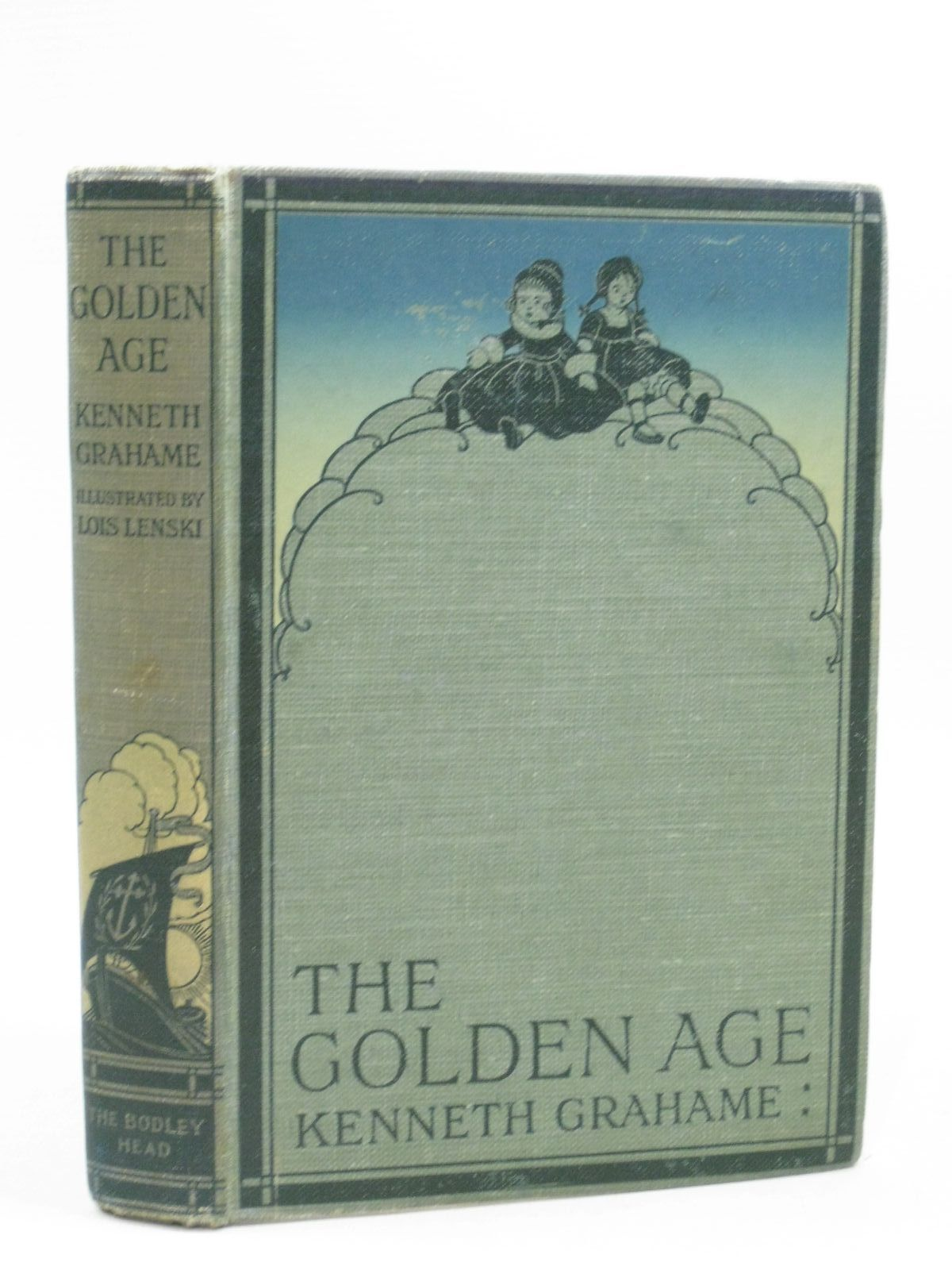 Photo of THE GOLDEN AGE written by Grahame, Kenneth illustrated by Lenski, Lois published by John Lane The Bodley Head (STOCK CODE: 1314832)  for sale by Stella & Rose's Books