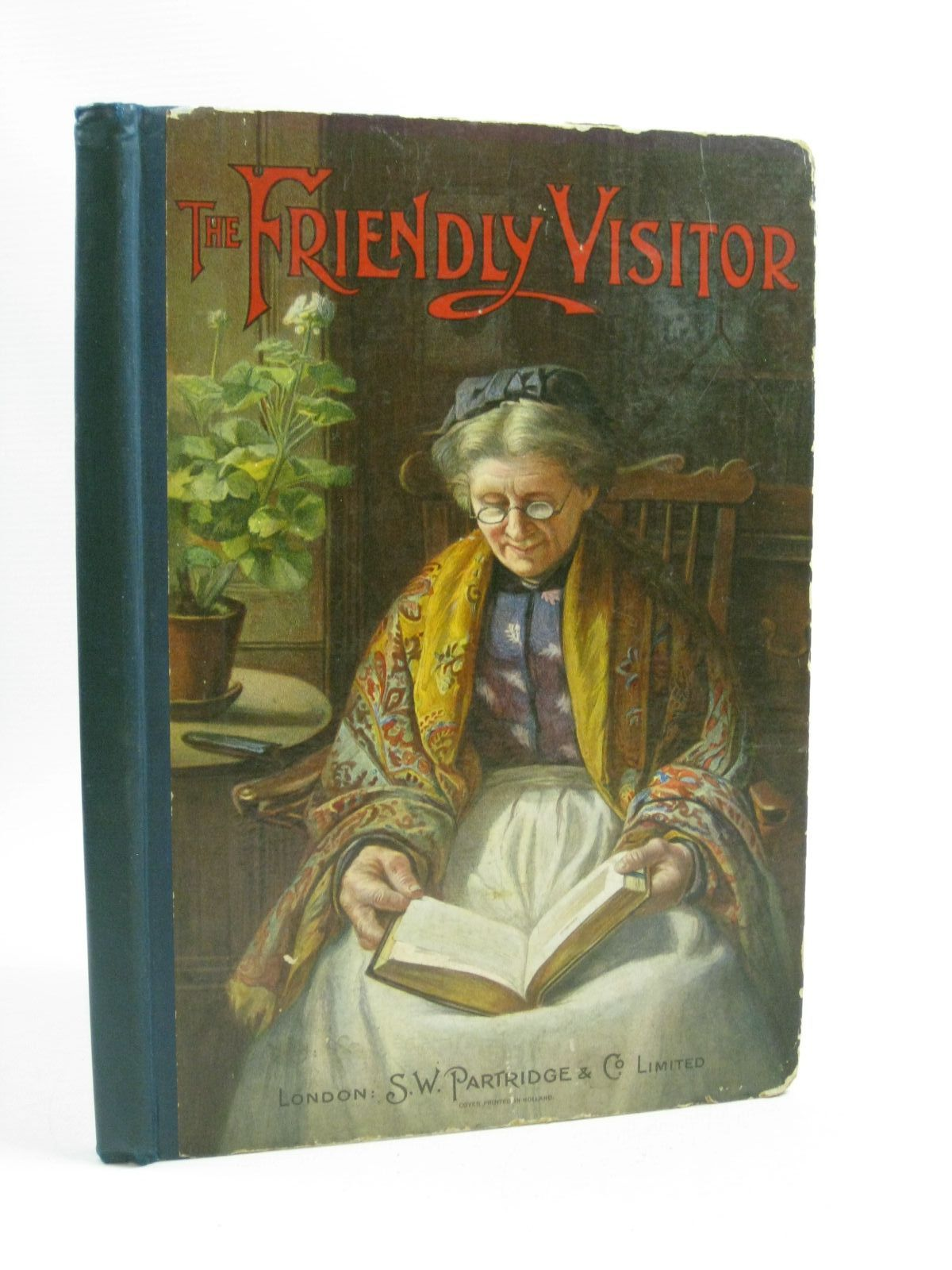 Photo of THE FRIENDLY VISITOR - FORTY-FOURTH VOLUME- Stock Number: 1314880