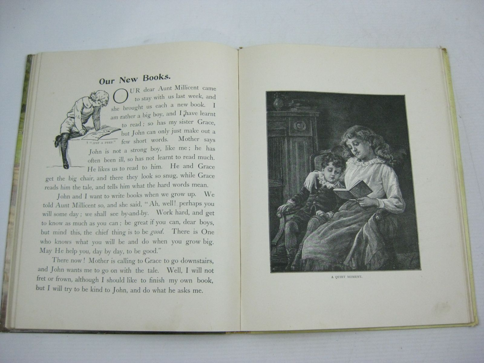 Photo of WE THREE AND GRANDPA written by J.D., illustrated by Wain, Louis Cubitt, Edith A. Hickling, P.B. et al., published by S.W. Partridge & Co. (STOCK CODE: 1314906)  for sale by Stella & Rose's Books