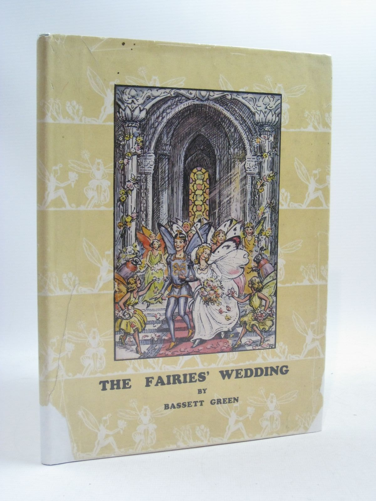 Photo of THE FAIRIES' WEDDING written by Green, Bassett illustrated by Foster, Ray published by The Mercian Publishers (STOCK CODE: 1314927)  for sale by Stella & Rose's Books